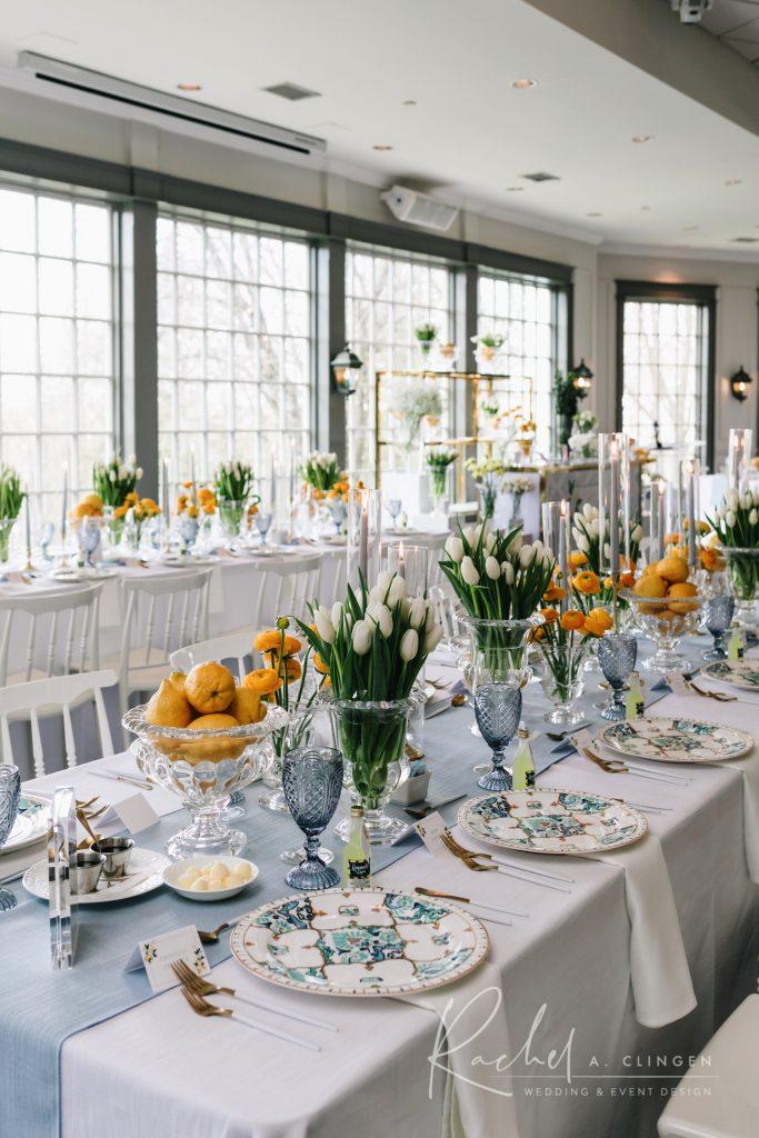 spring bridal shower doctors house