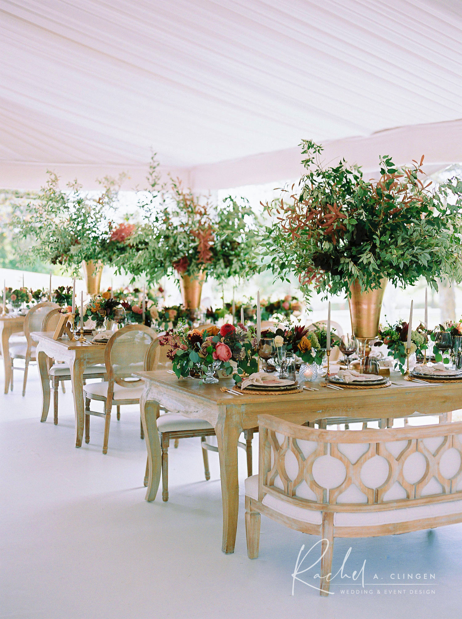 autumn event design toronto