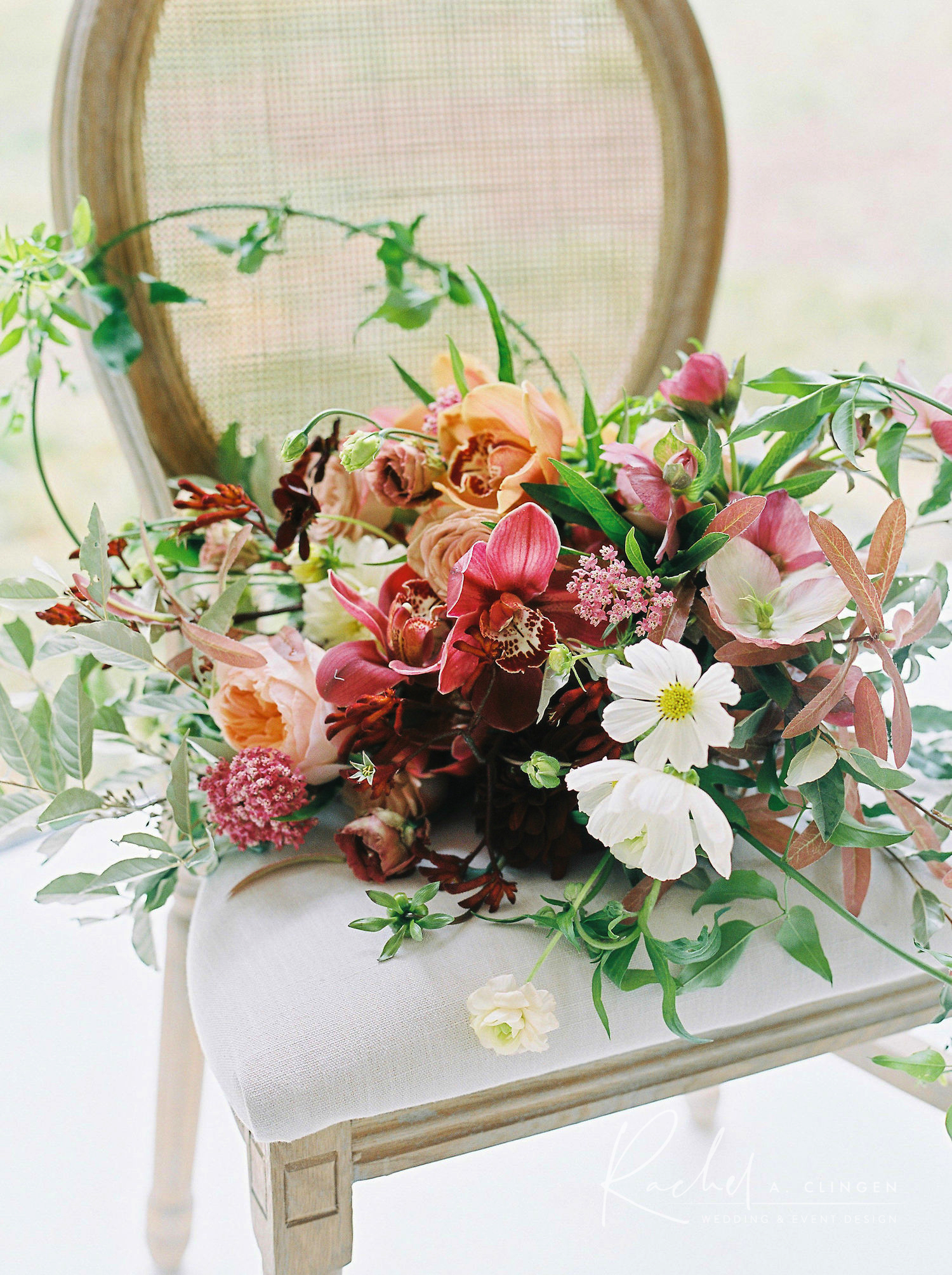 fall flowers wedding events