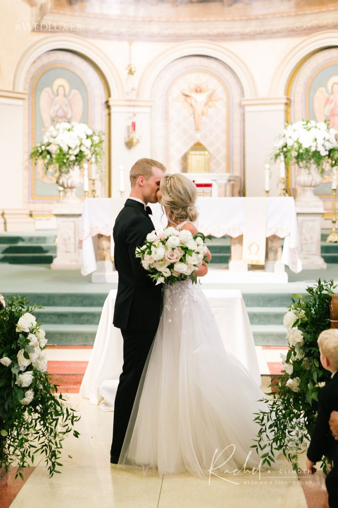 st pauls basilica wedding decor imp