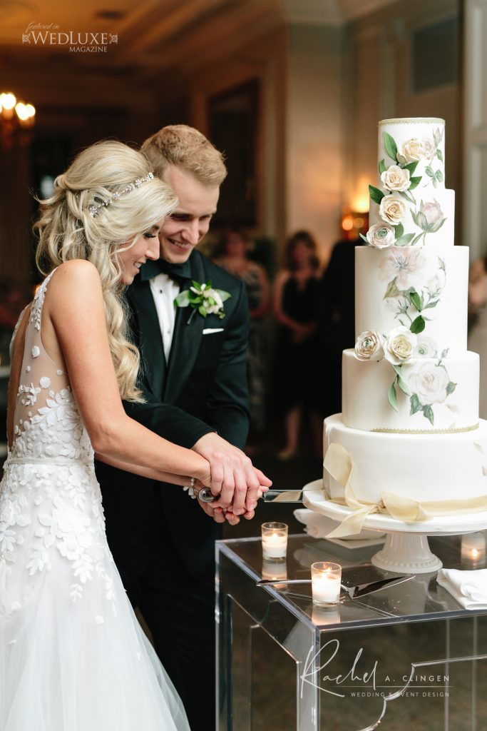 wedding cake toronto imp