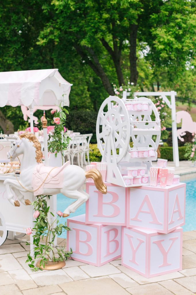 baby shower themes decor toronto
