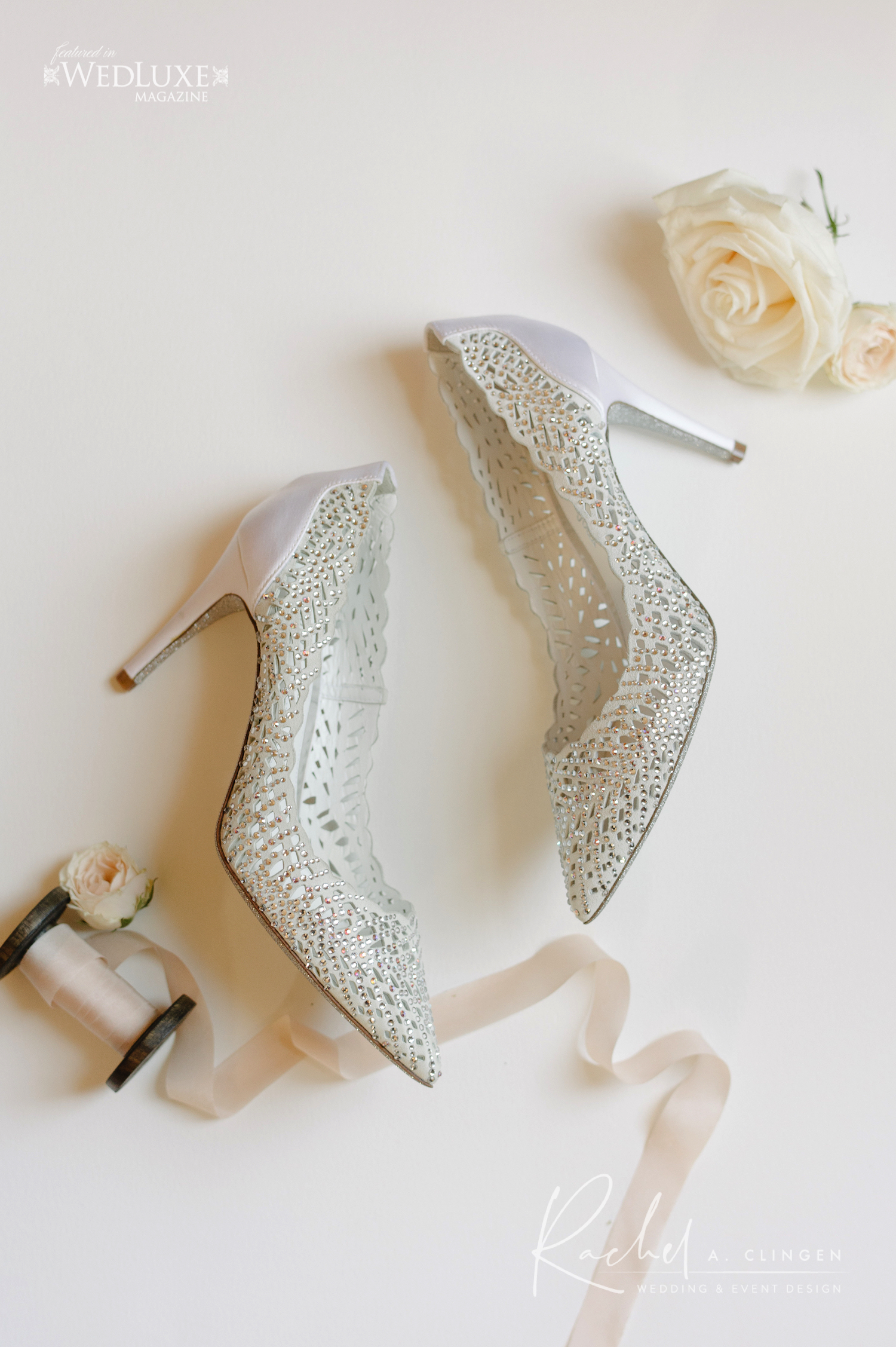 bridal shoes wedding