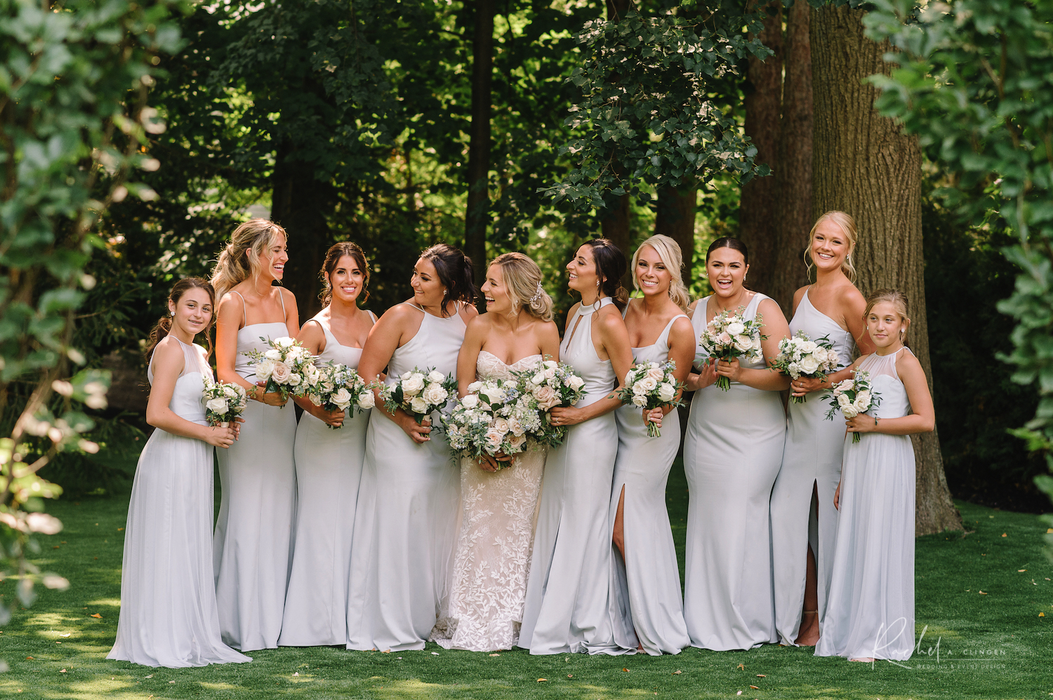 bridesmaids wedding ideas