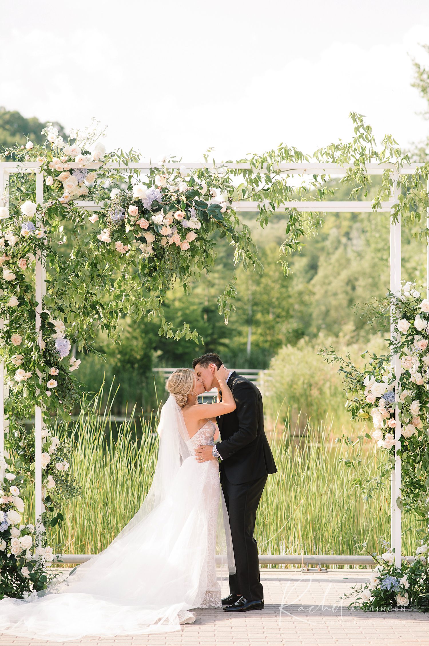 evergreen brickworks weddings decor 1