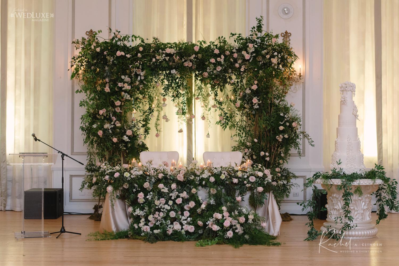 flower entrance way arch 1
