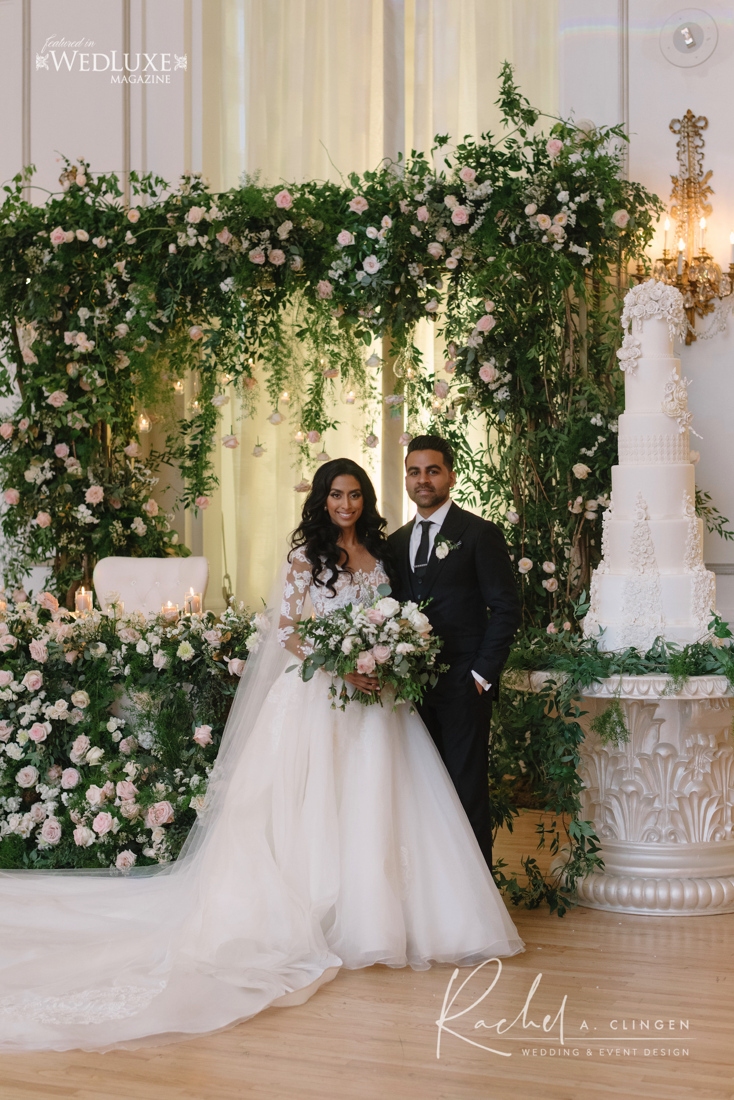 luxury garden wedding royal york hotel