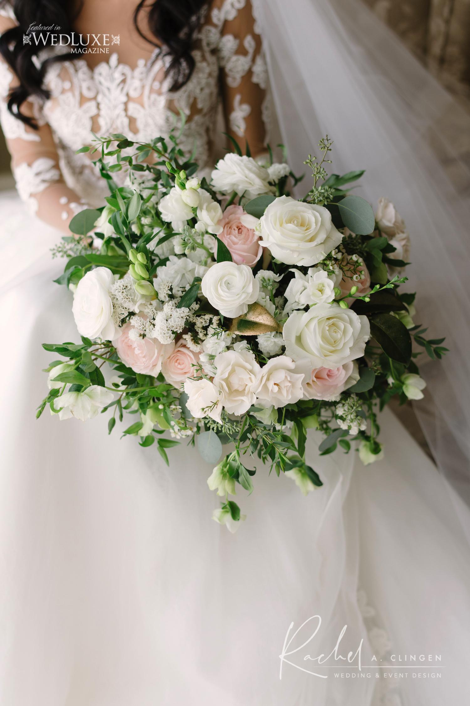 luxury wedding flowers toronto bouquet 1