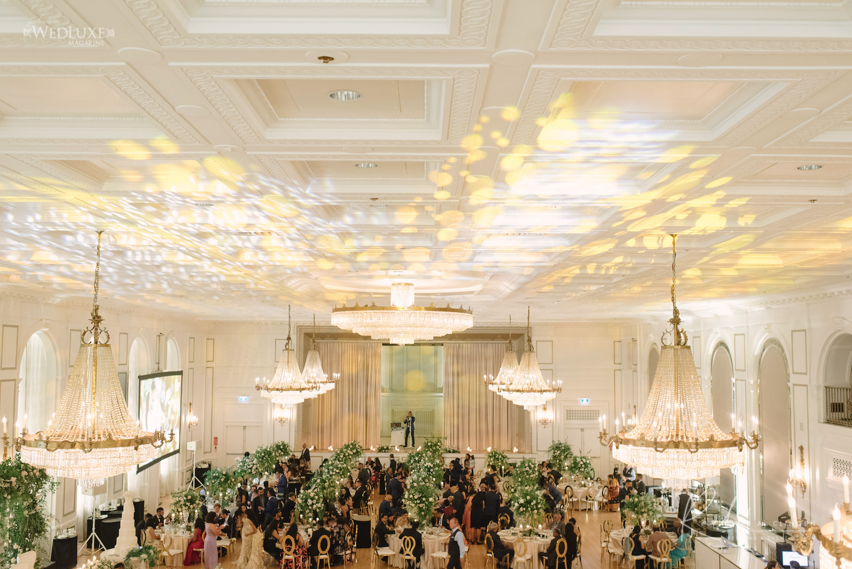 royal york hotel luxury wedding