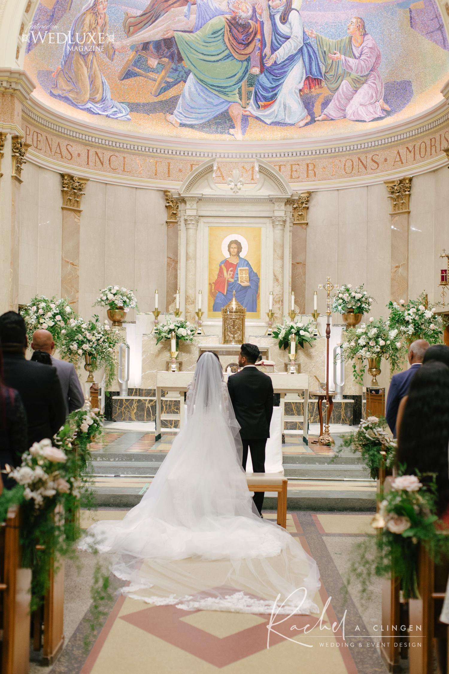 st basils church wedding toronto 2