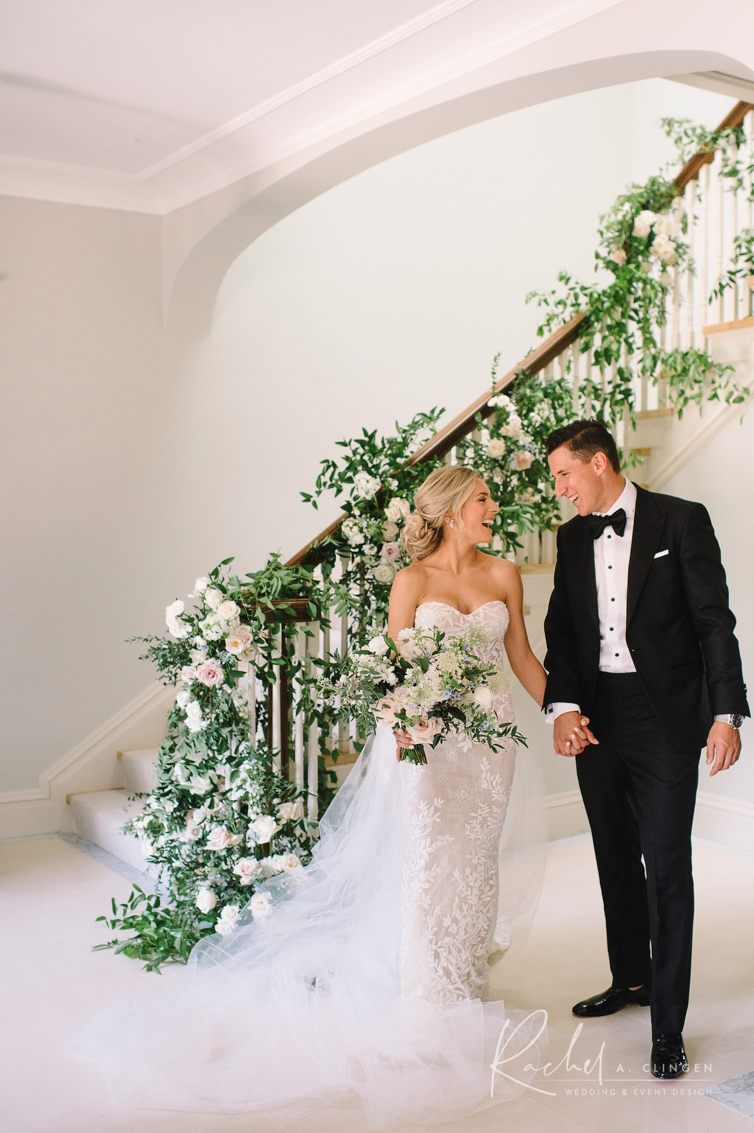 sydney ryan strome wedding flowers