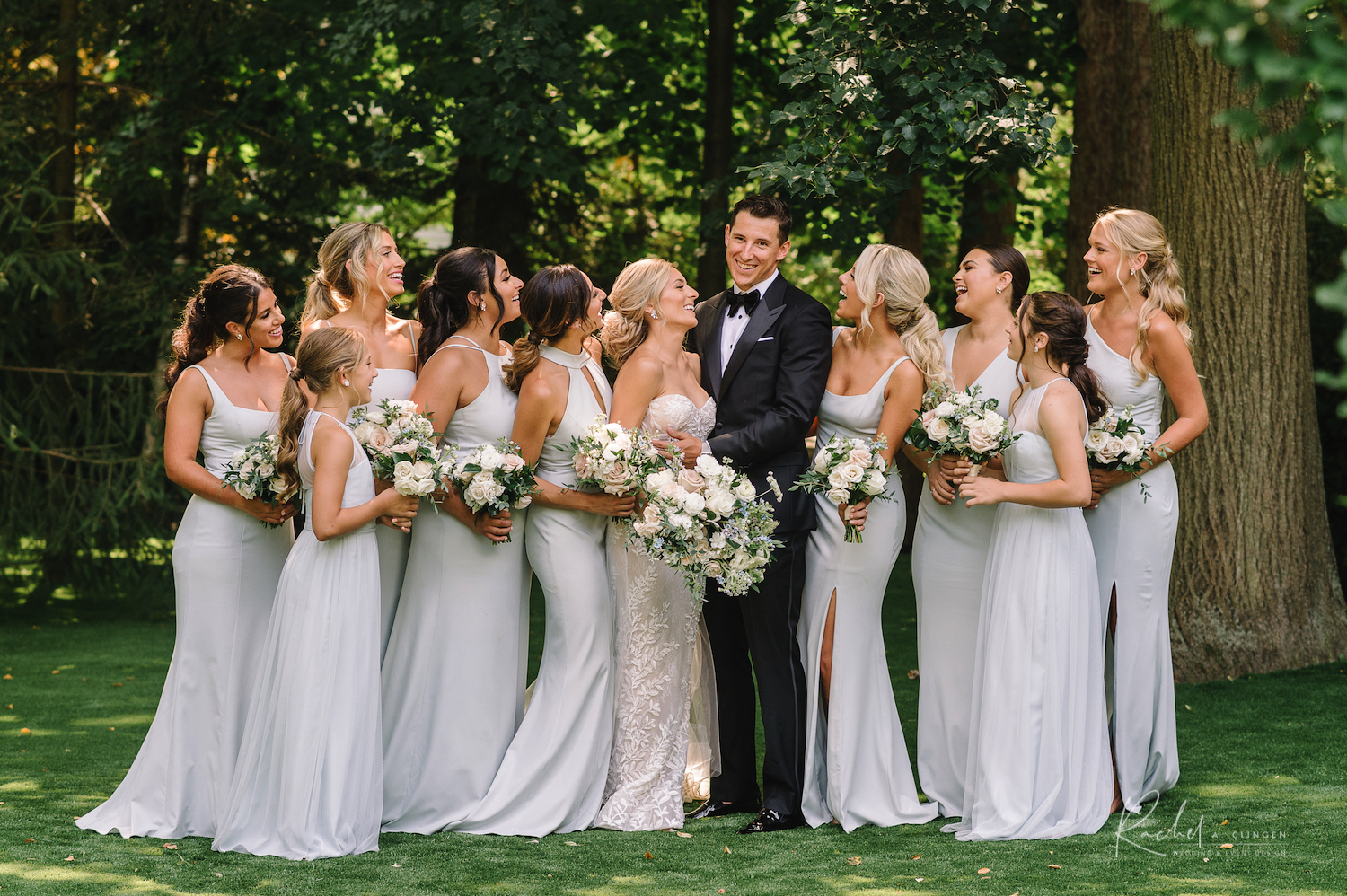 sydney strome bridal party 1
