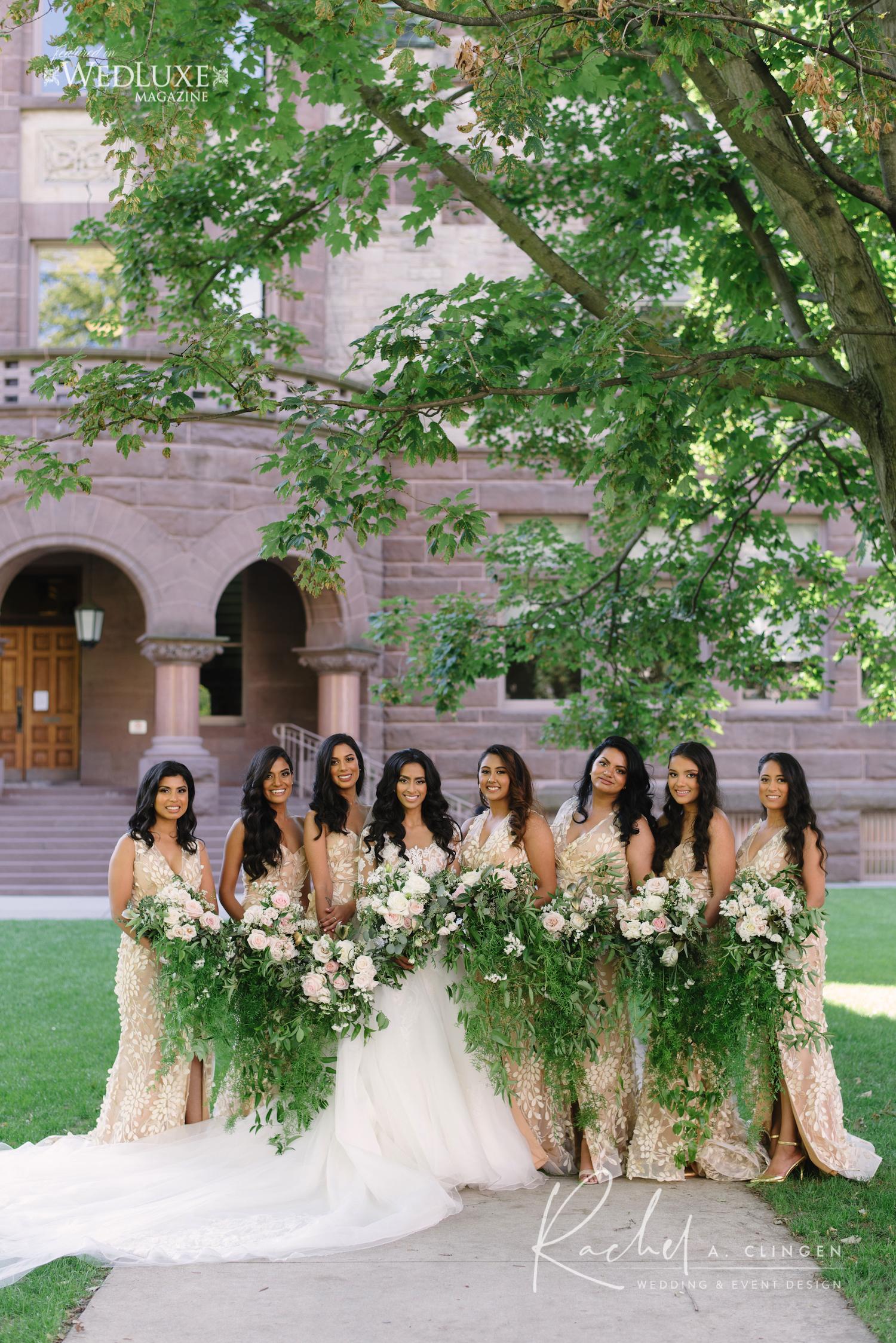 wedding bouquets organic style