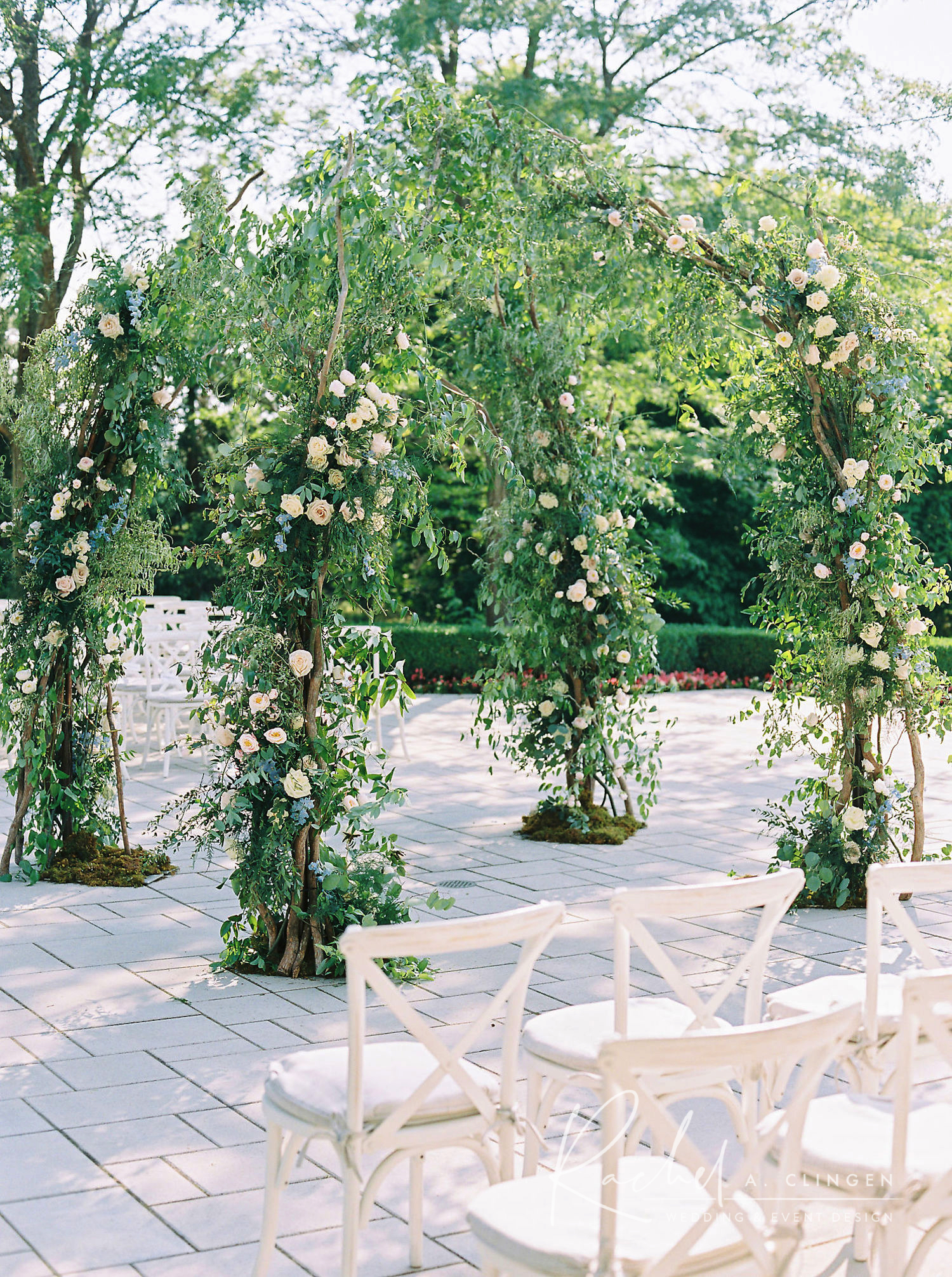wedding flower arch toronto