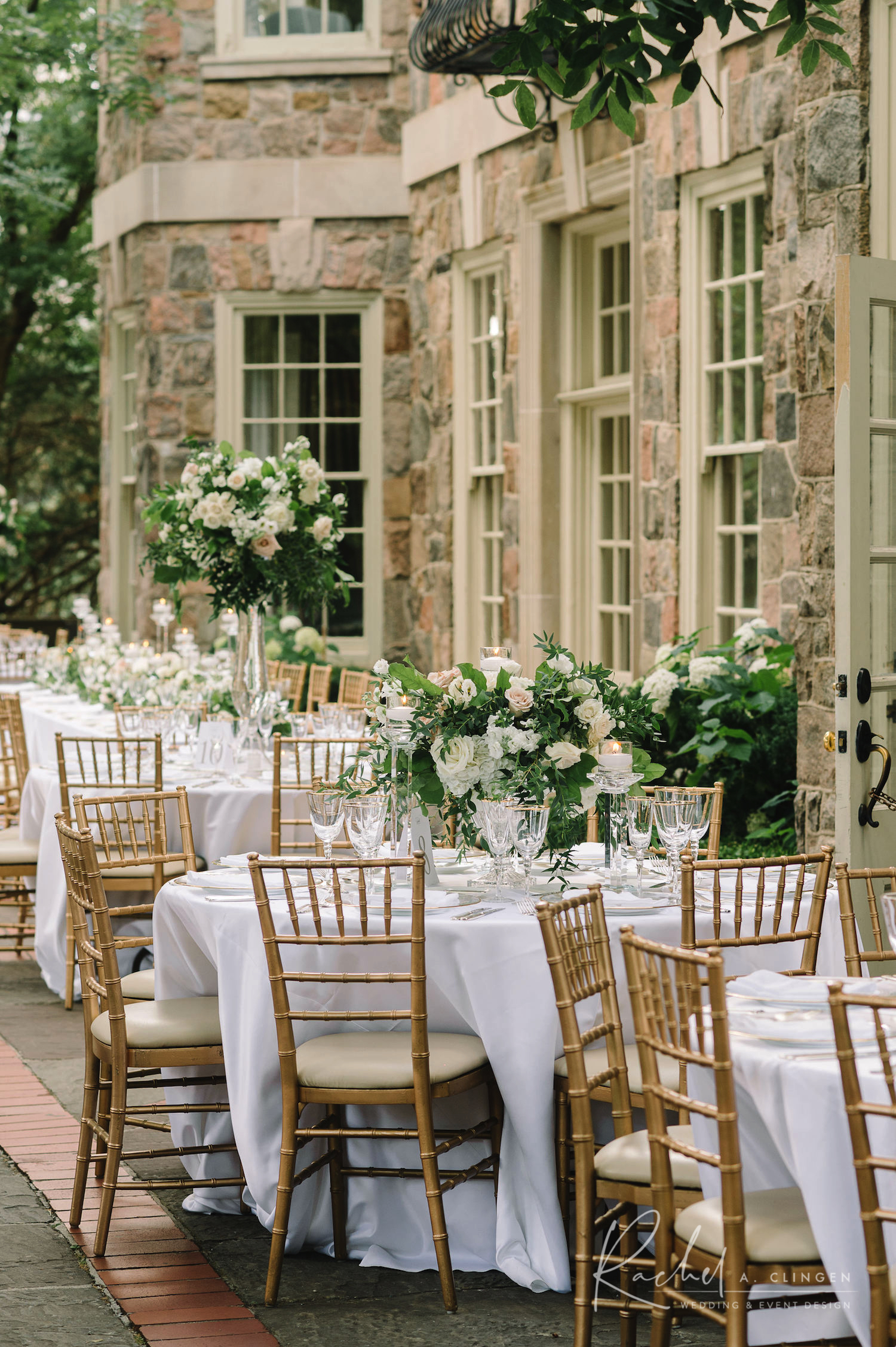 graydon hall outdoor wedding toronto