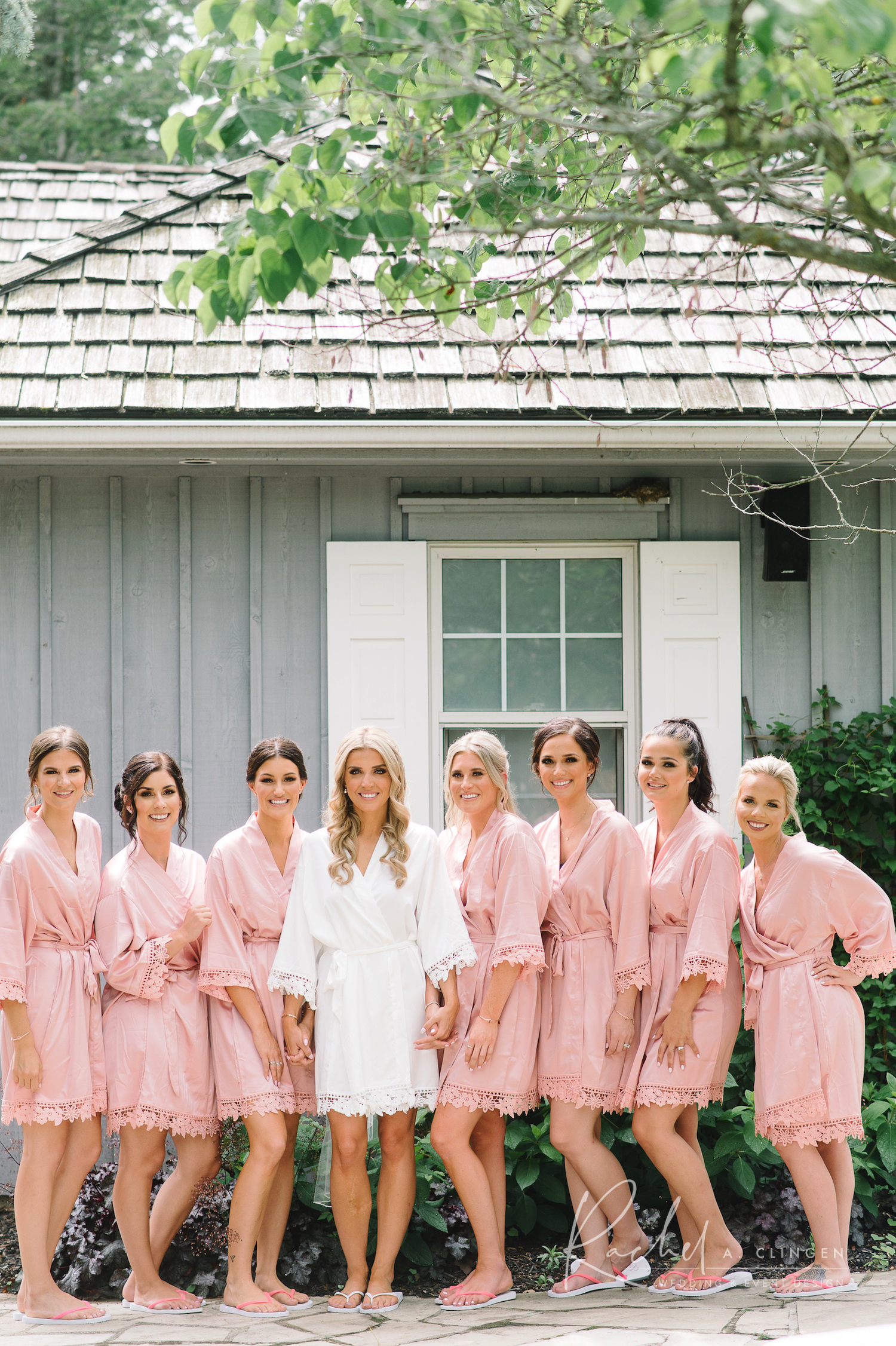holly bo horvat bridesmaids