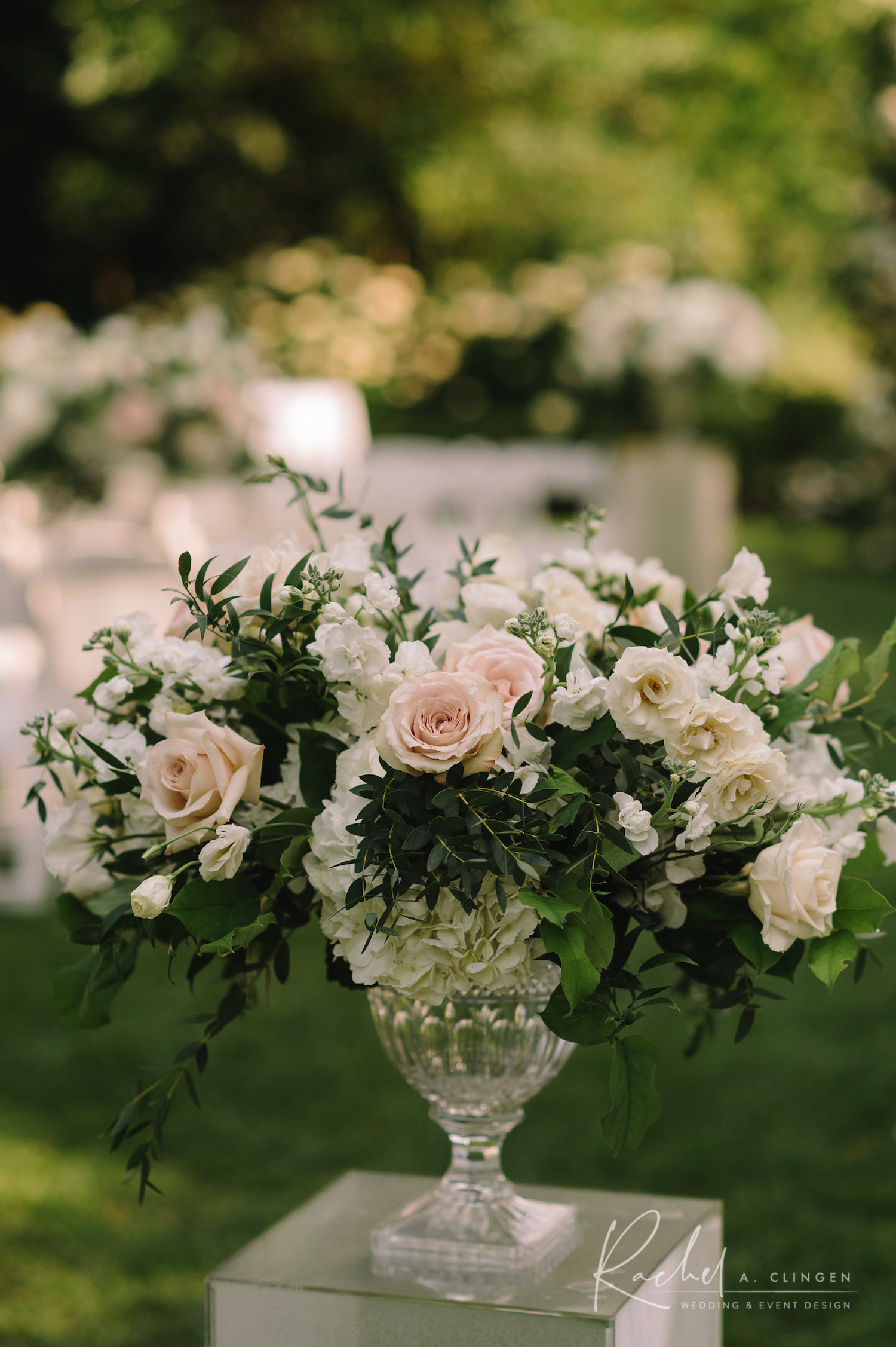 ivory cream wedding flowers