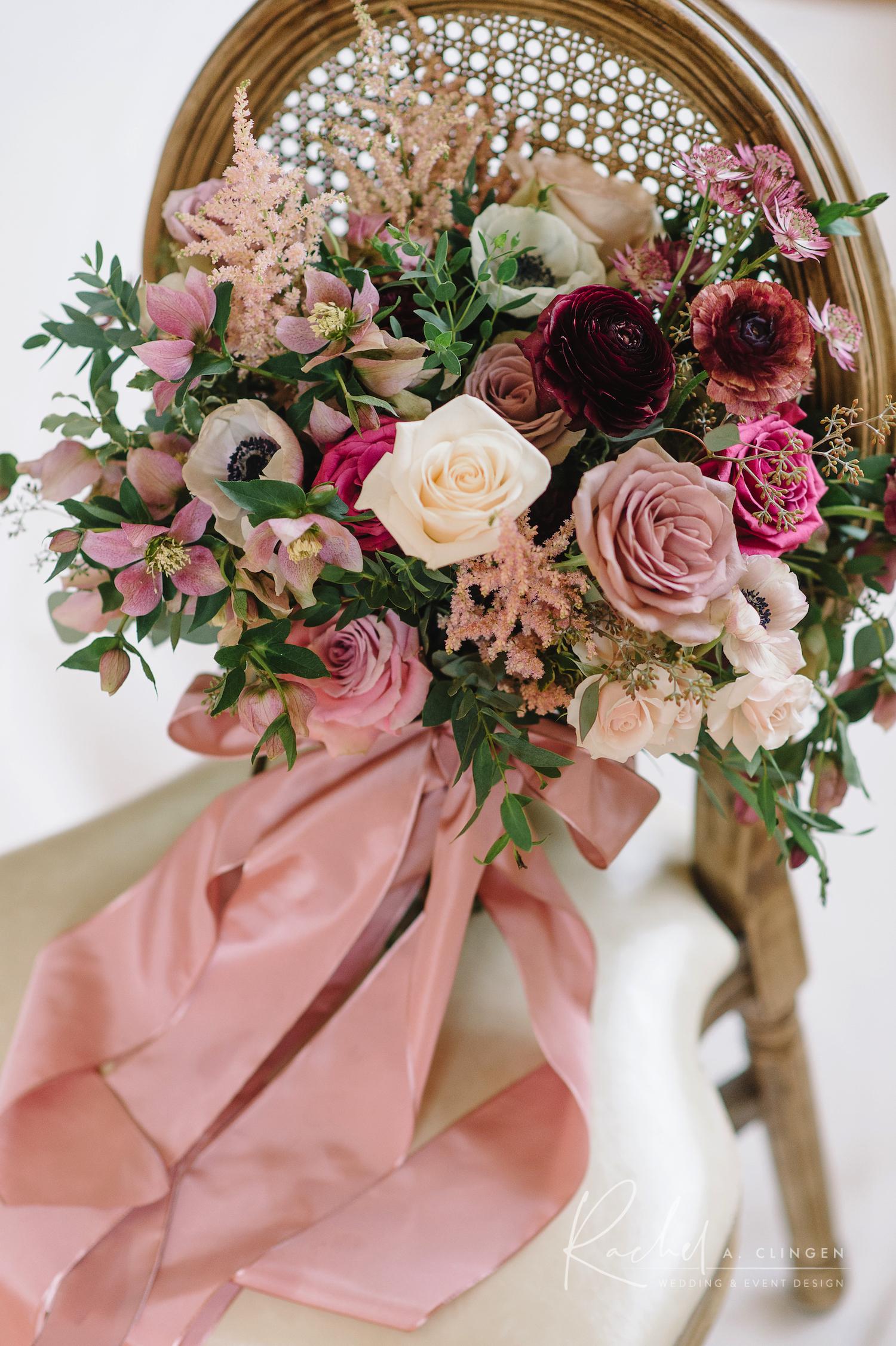 rachel a clingen wedding florist