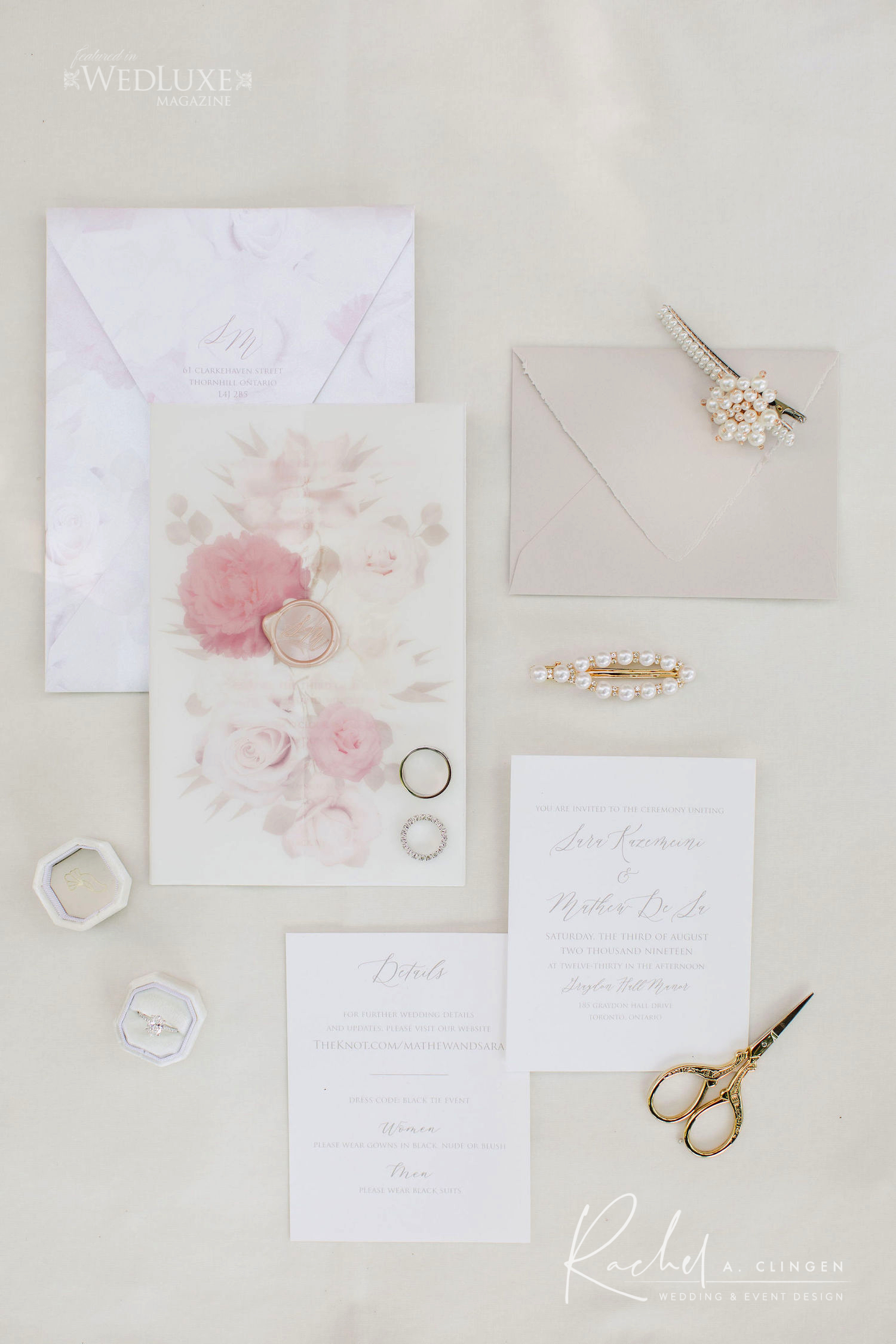 sara mathew stationery