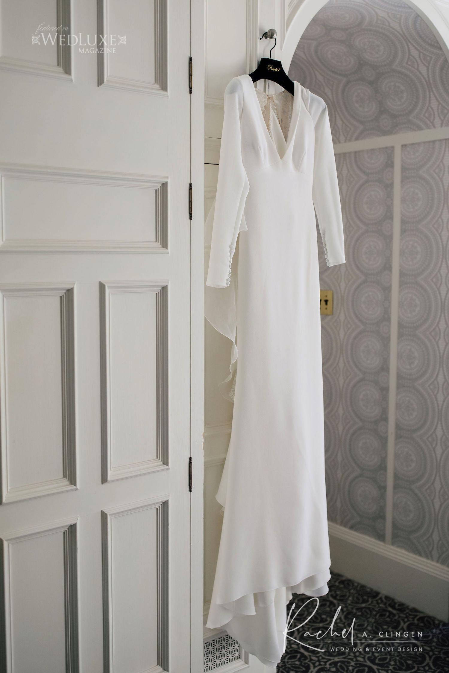 sara wedding gown