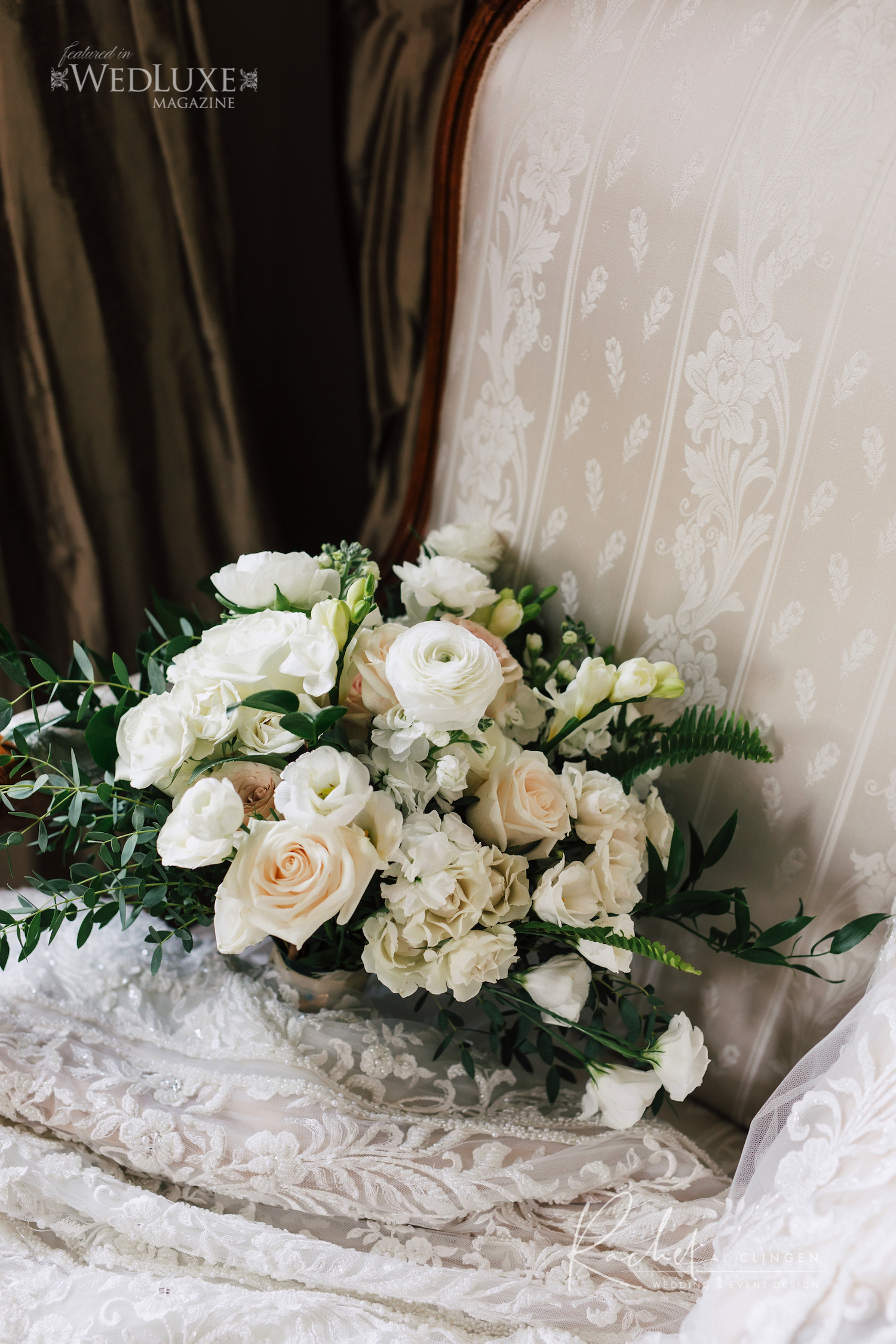 bridal flowers ivory