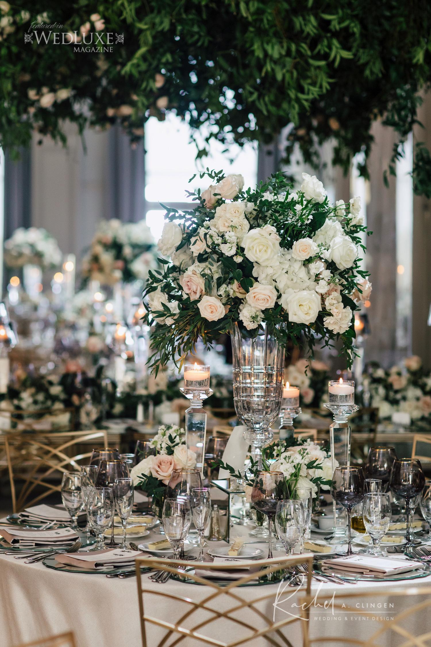 classic wedding flowers rachel a clingen