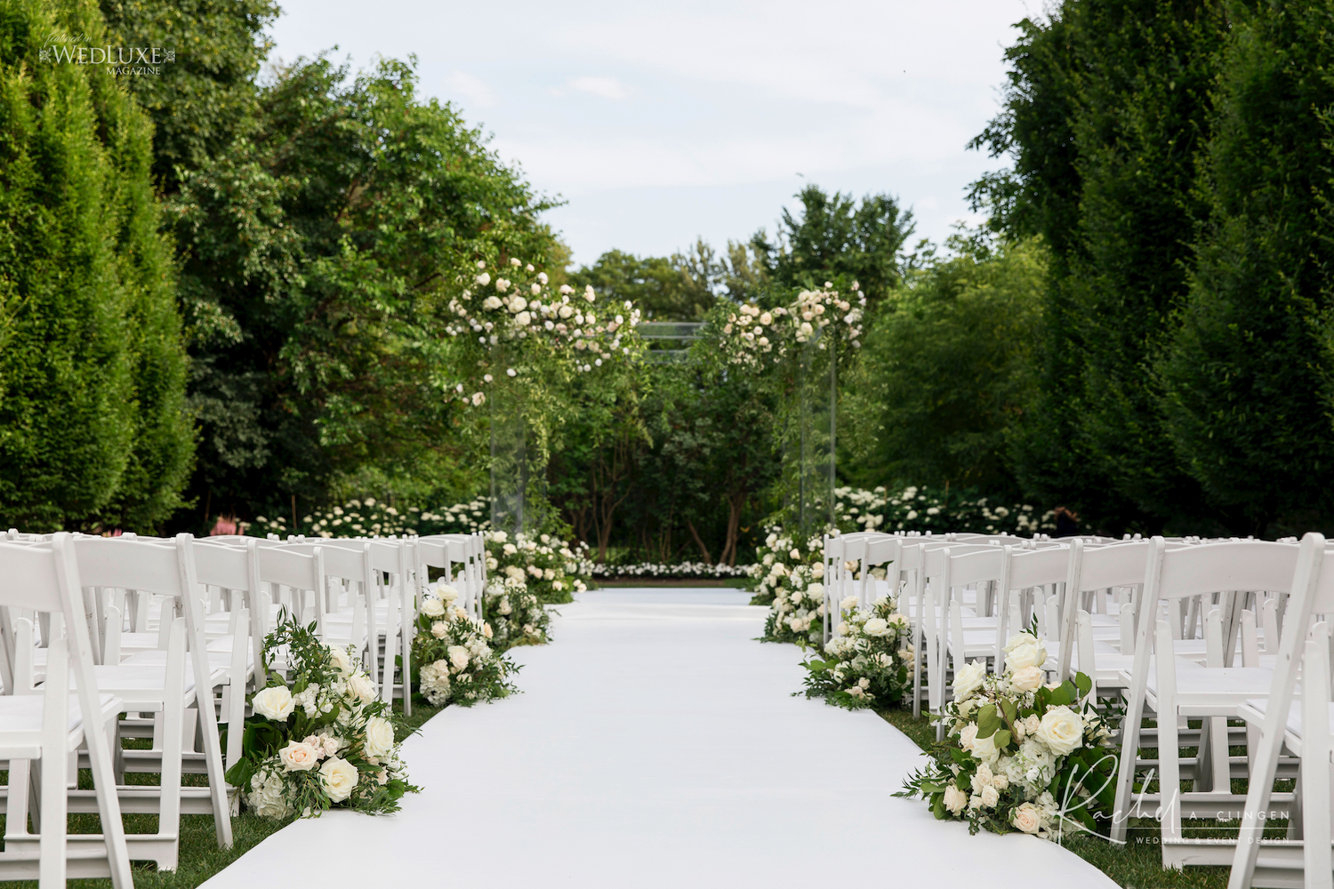 garden wedding toronto graydon hall