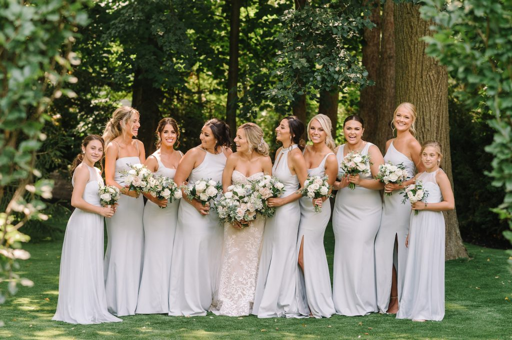 ryan strome wedding bridesmaids