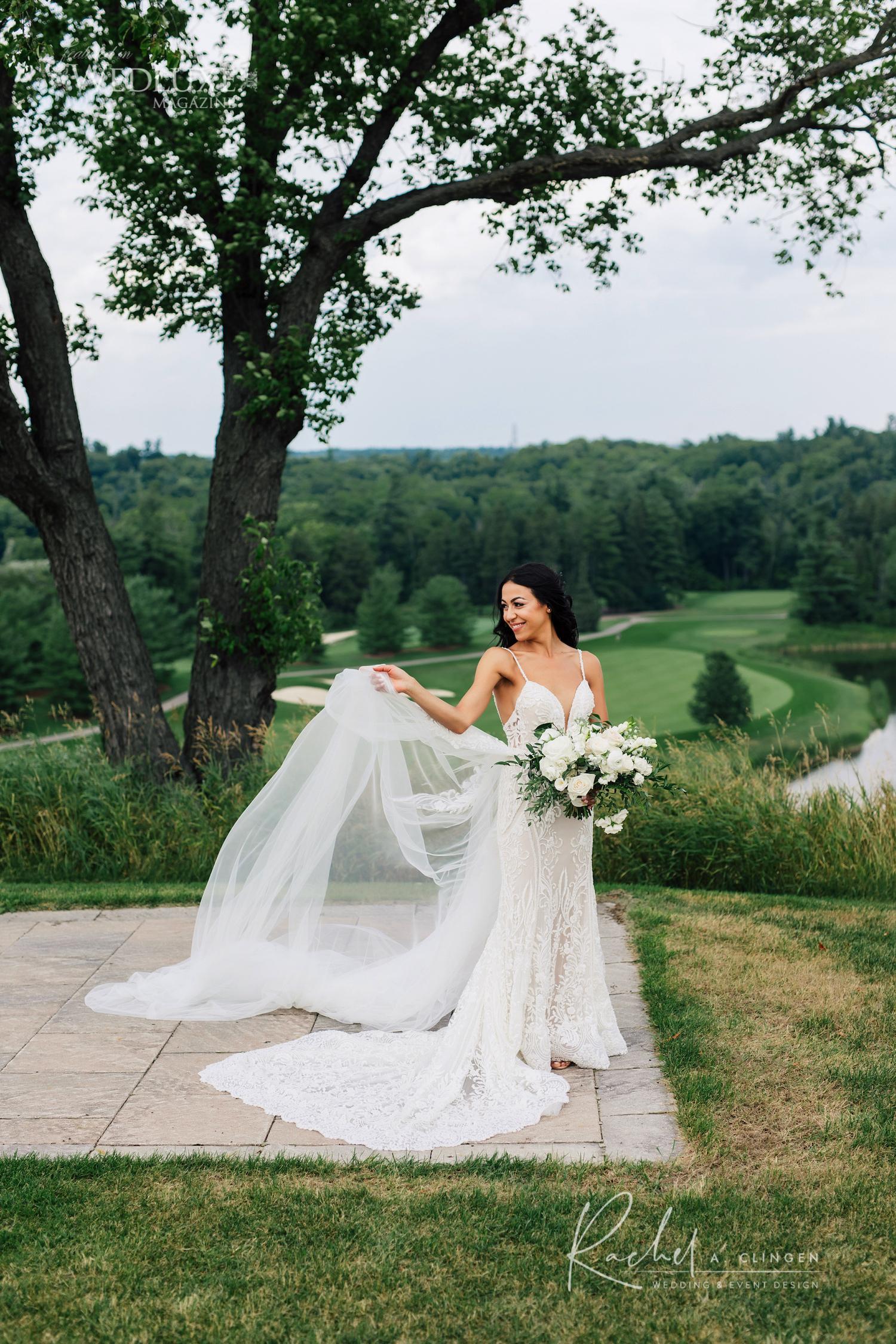 sarah copper creek wedding bride