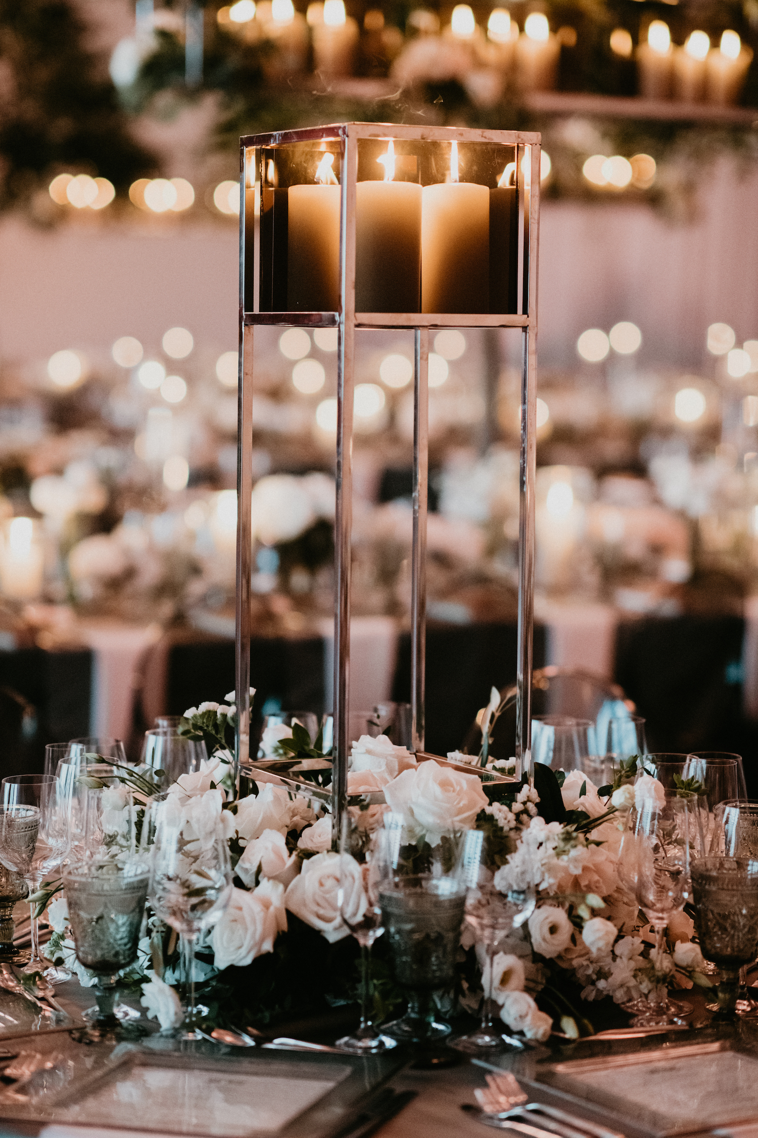 centrepieces toronto wedding