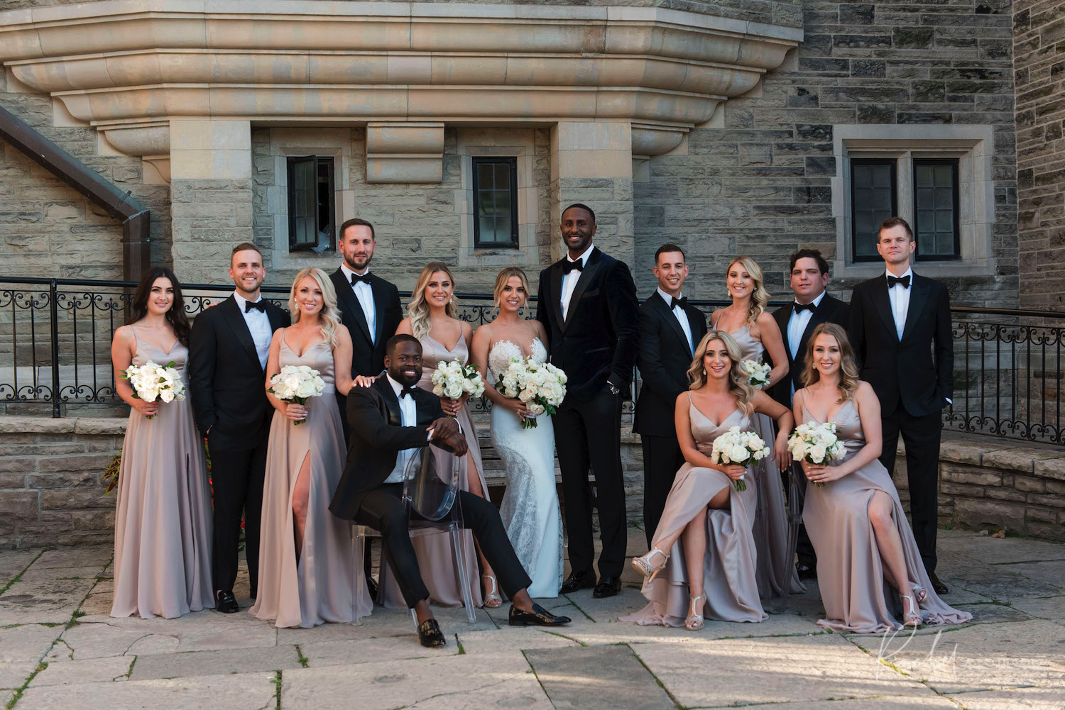 patrick patterson bridal party