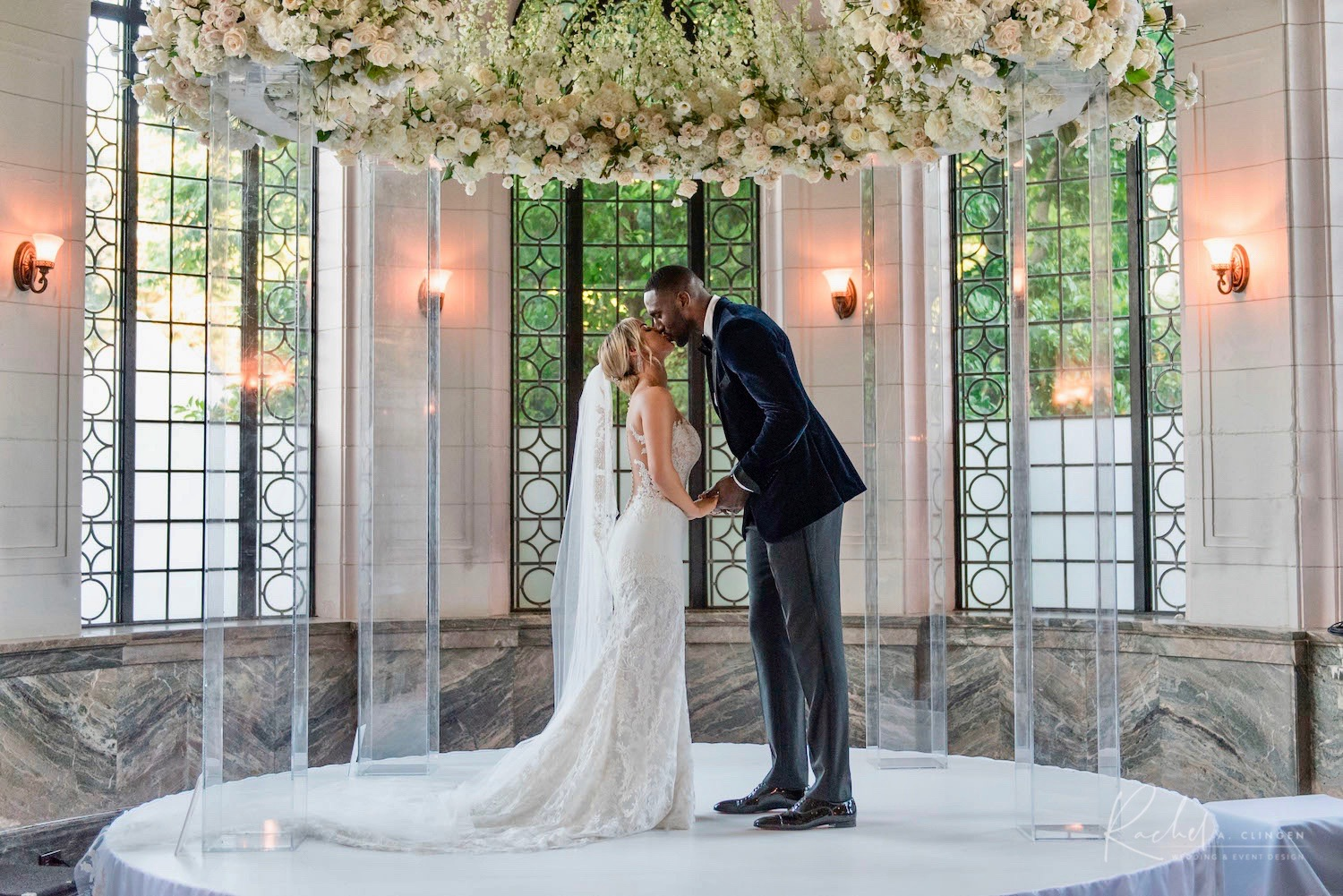 patrick patterson la lakers wedding ceremony
