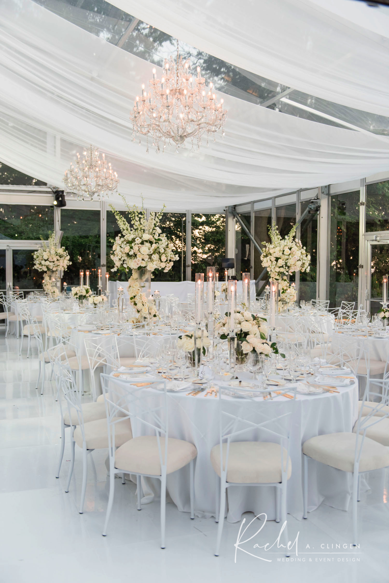 tent wedding decor toronto nba