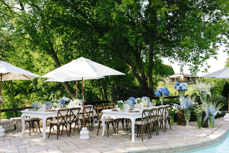 backyard wedding decor toronto