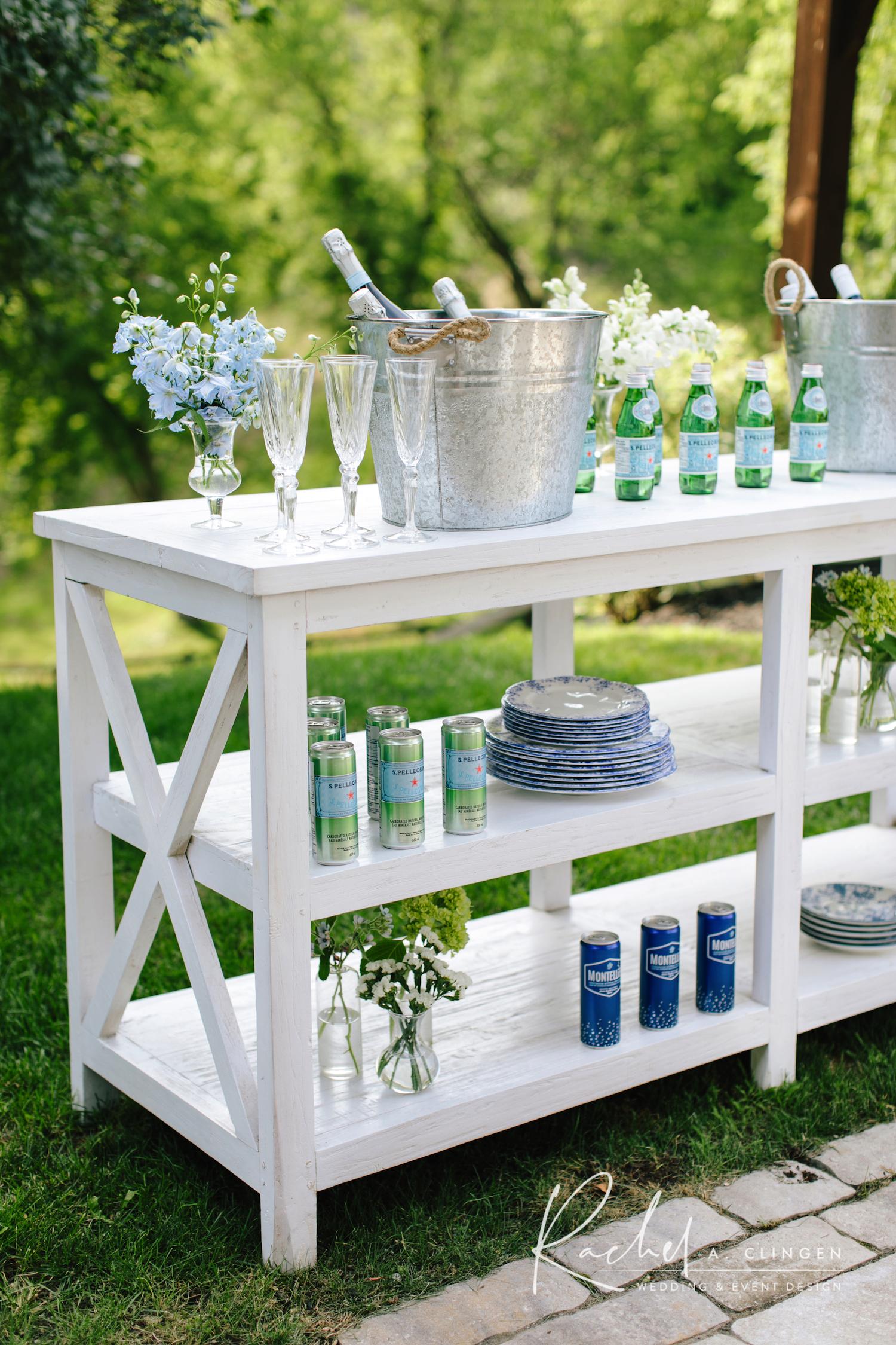 wedding decor toronto backyard wedding