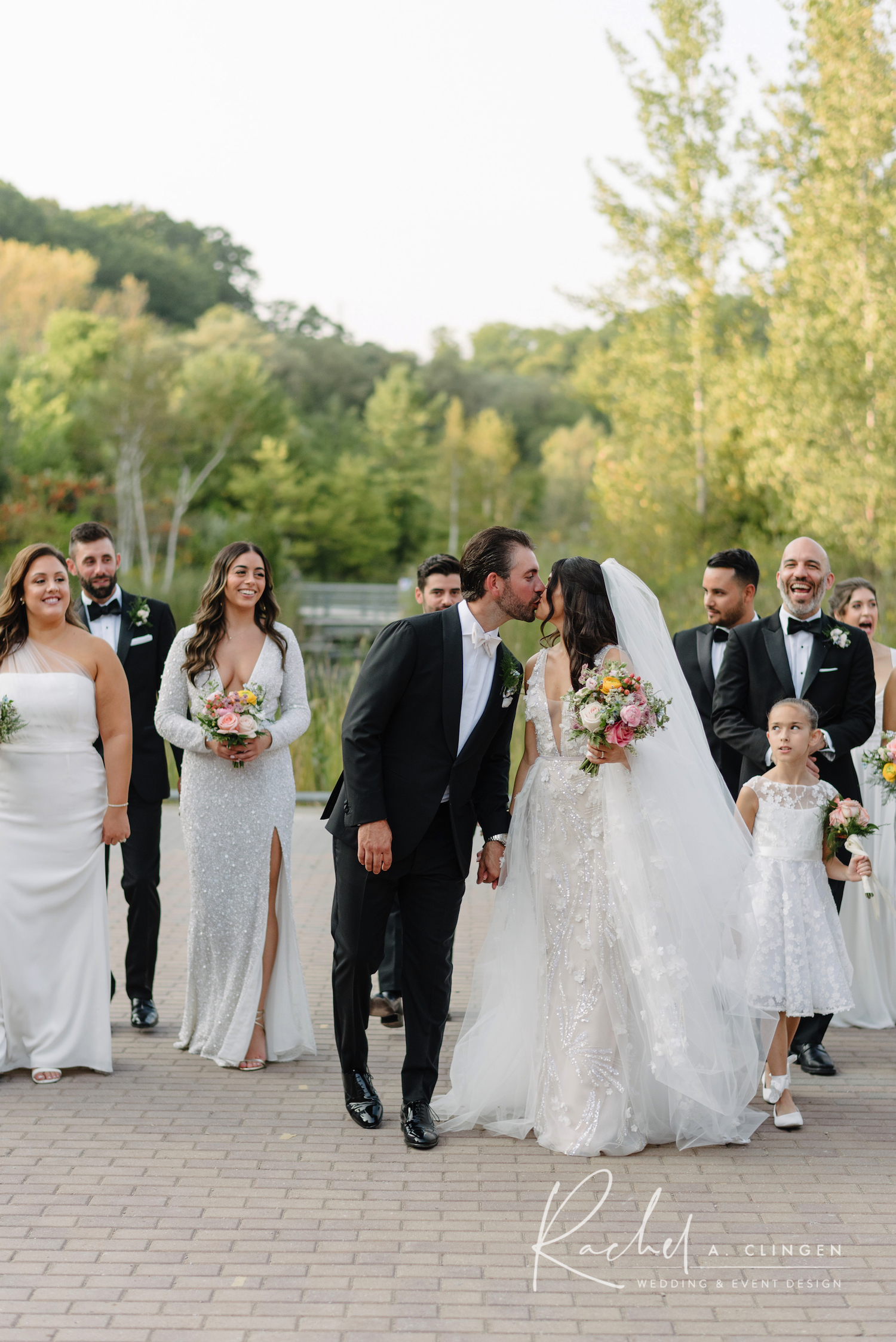alessia andrea wedding