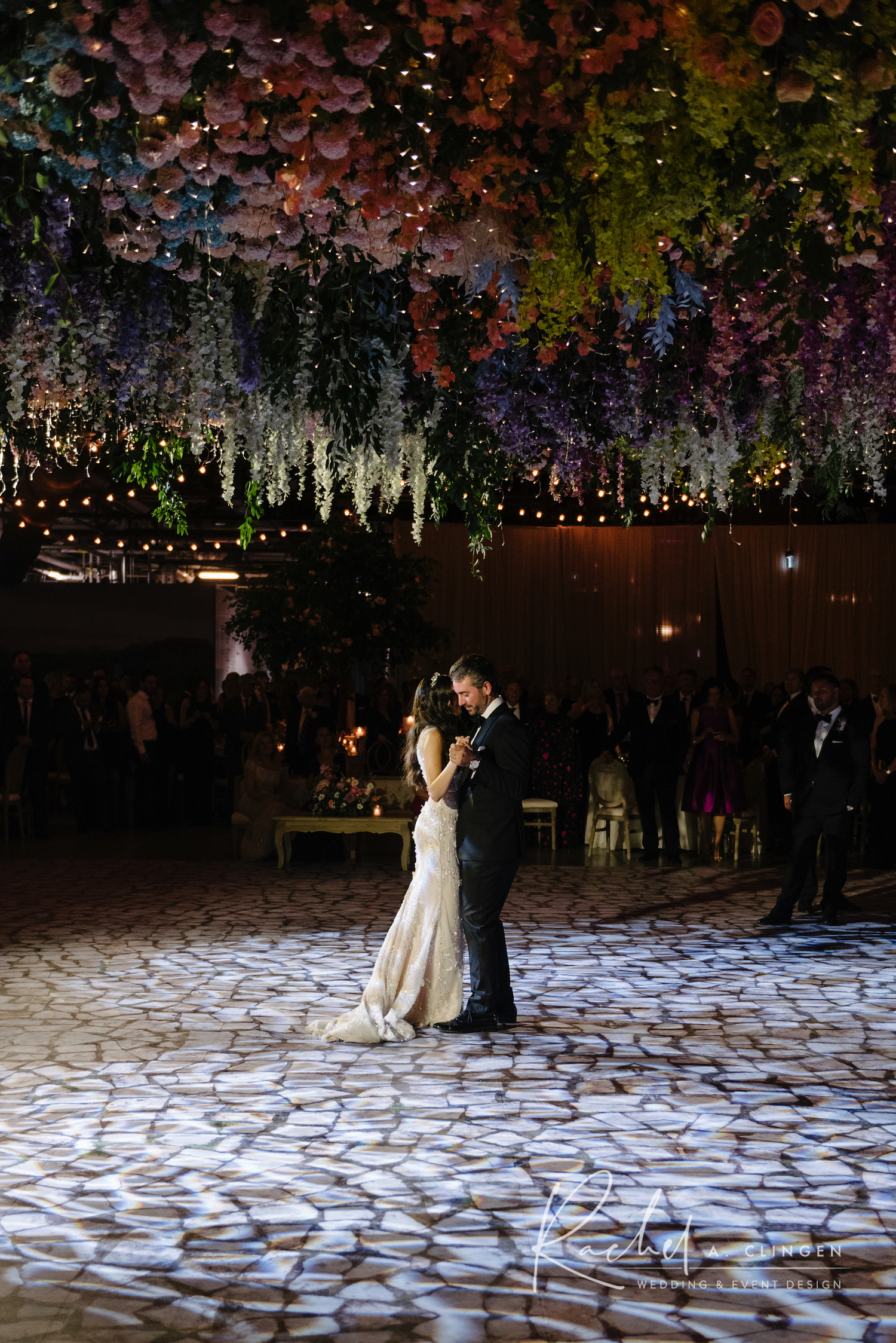 andrea allessia first dance