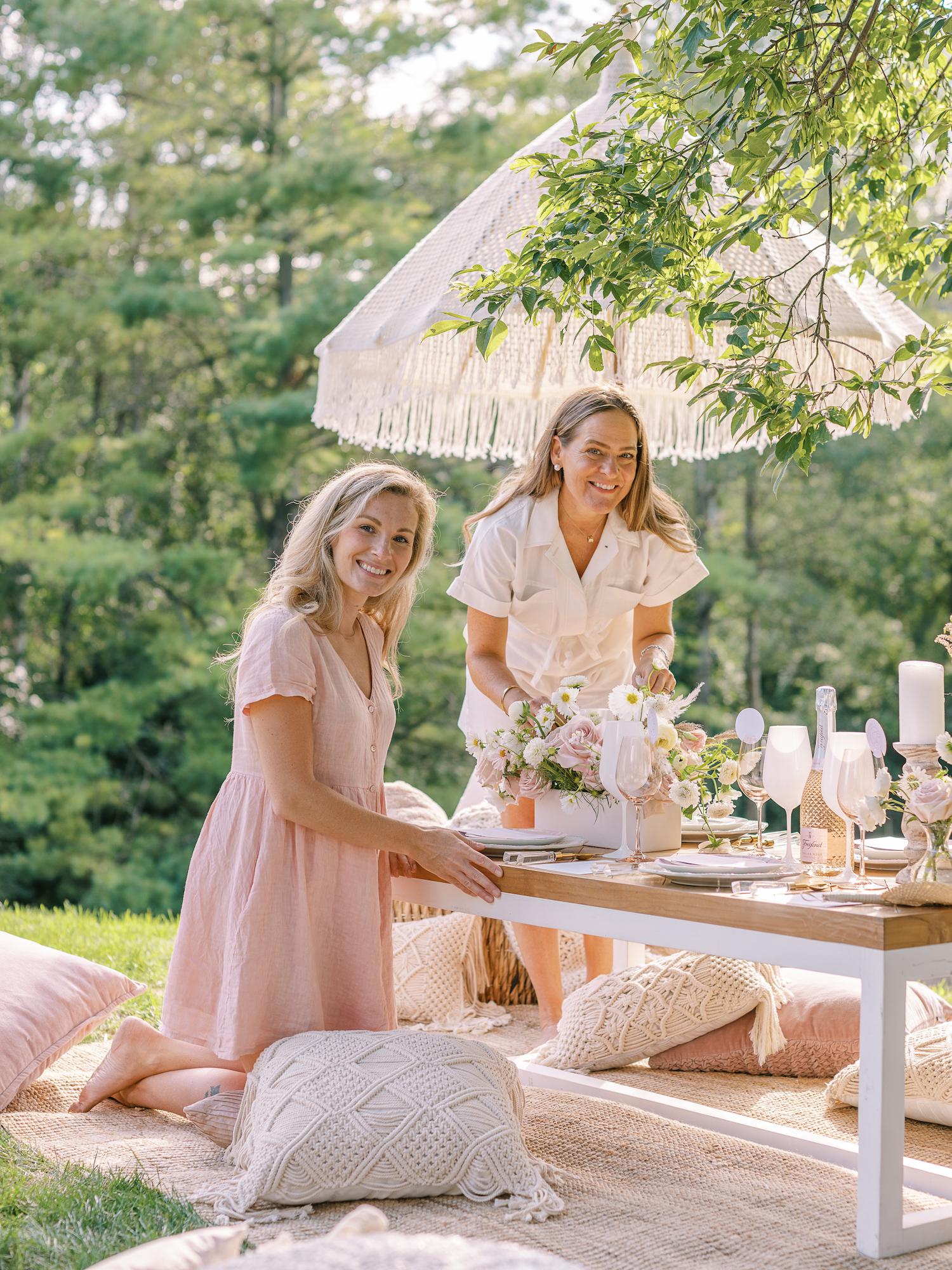 ashley pigott rachel a clingen muskoka wedding