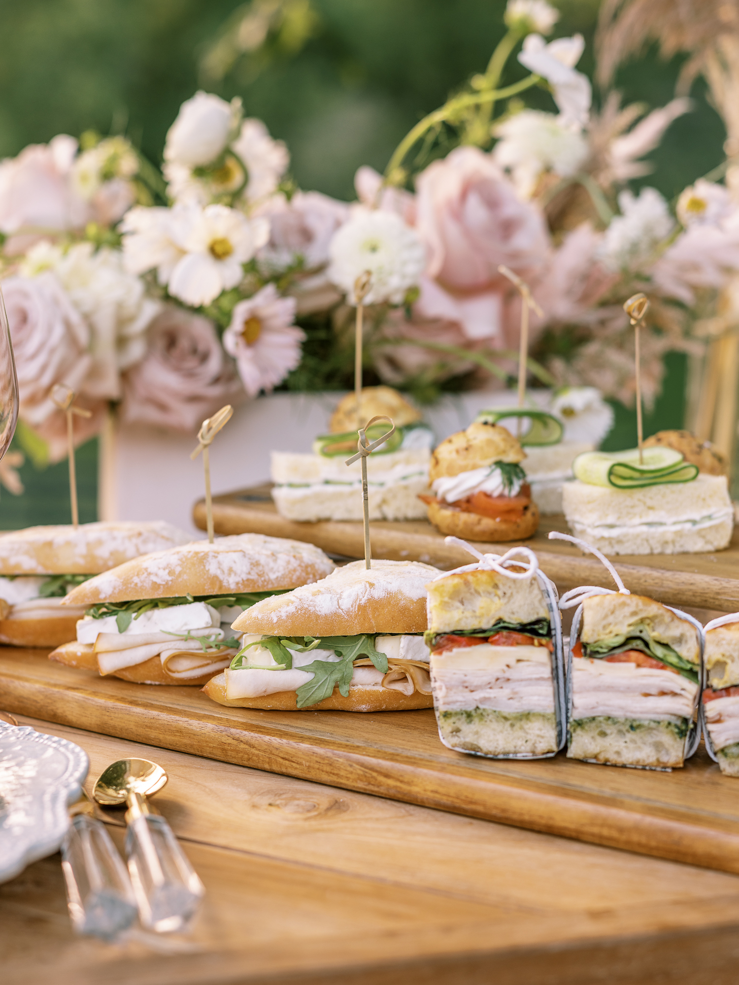 catering ideas toronto events