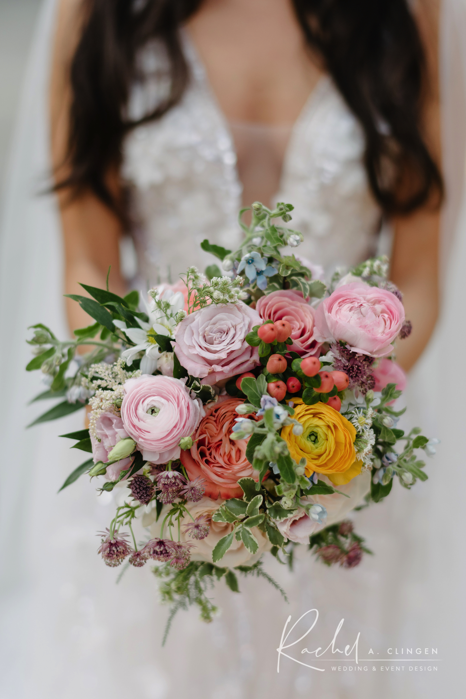 luxury wedding flowers wild flowers bouquet