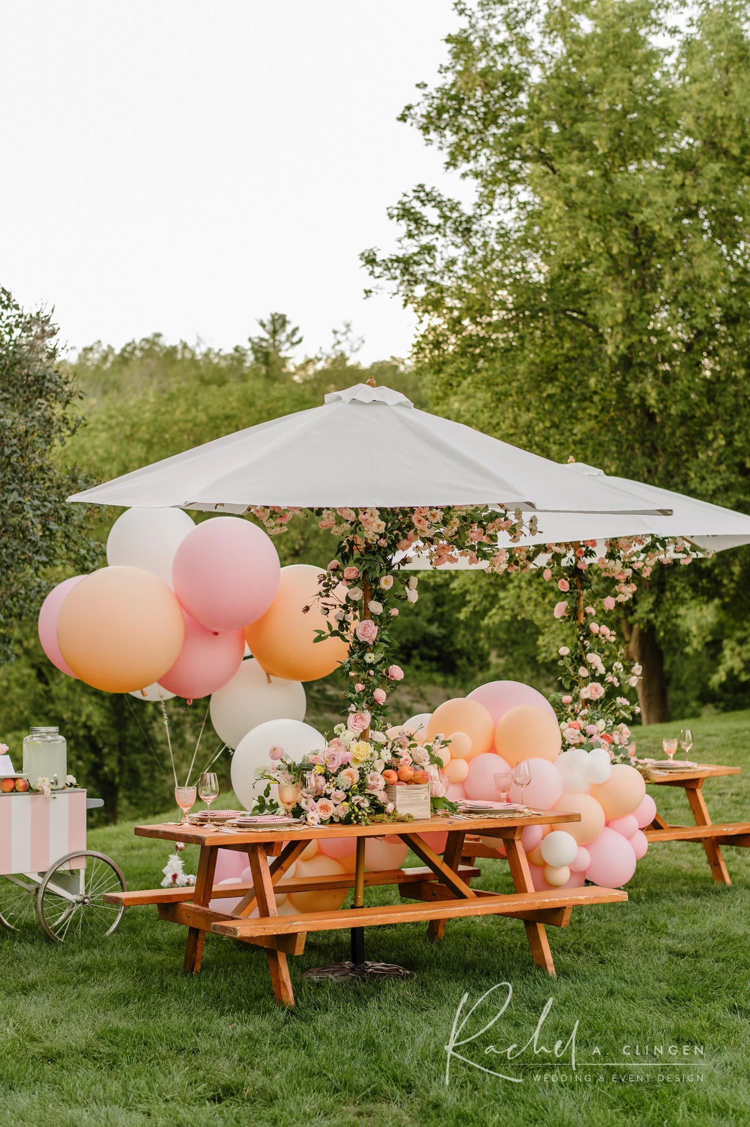 picnic girls birthday small parties