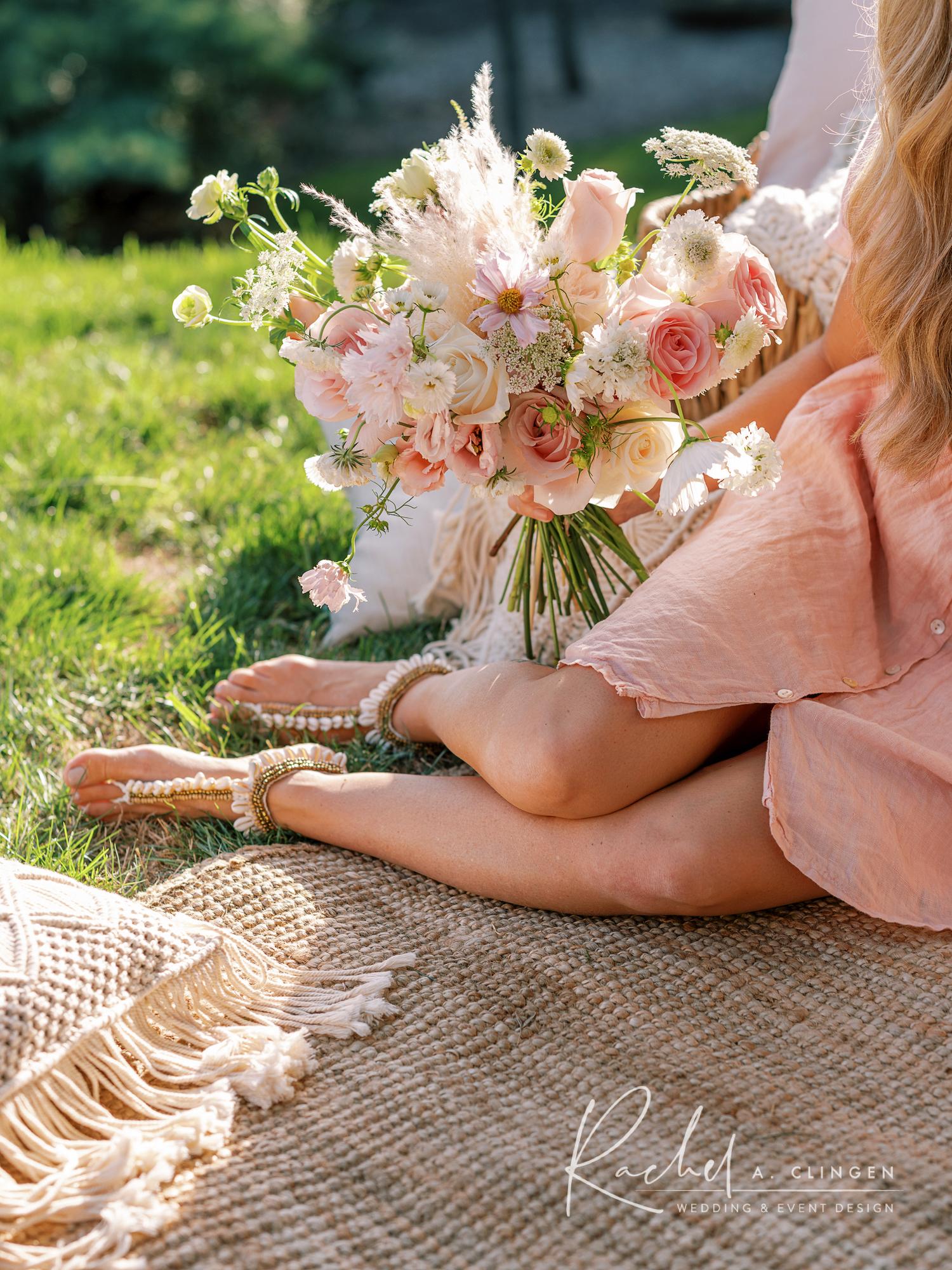 small intimate event design flowers muskoka toronto