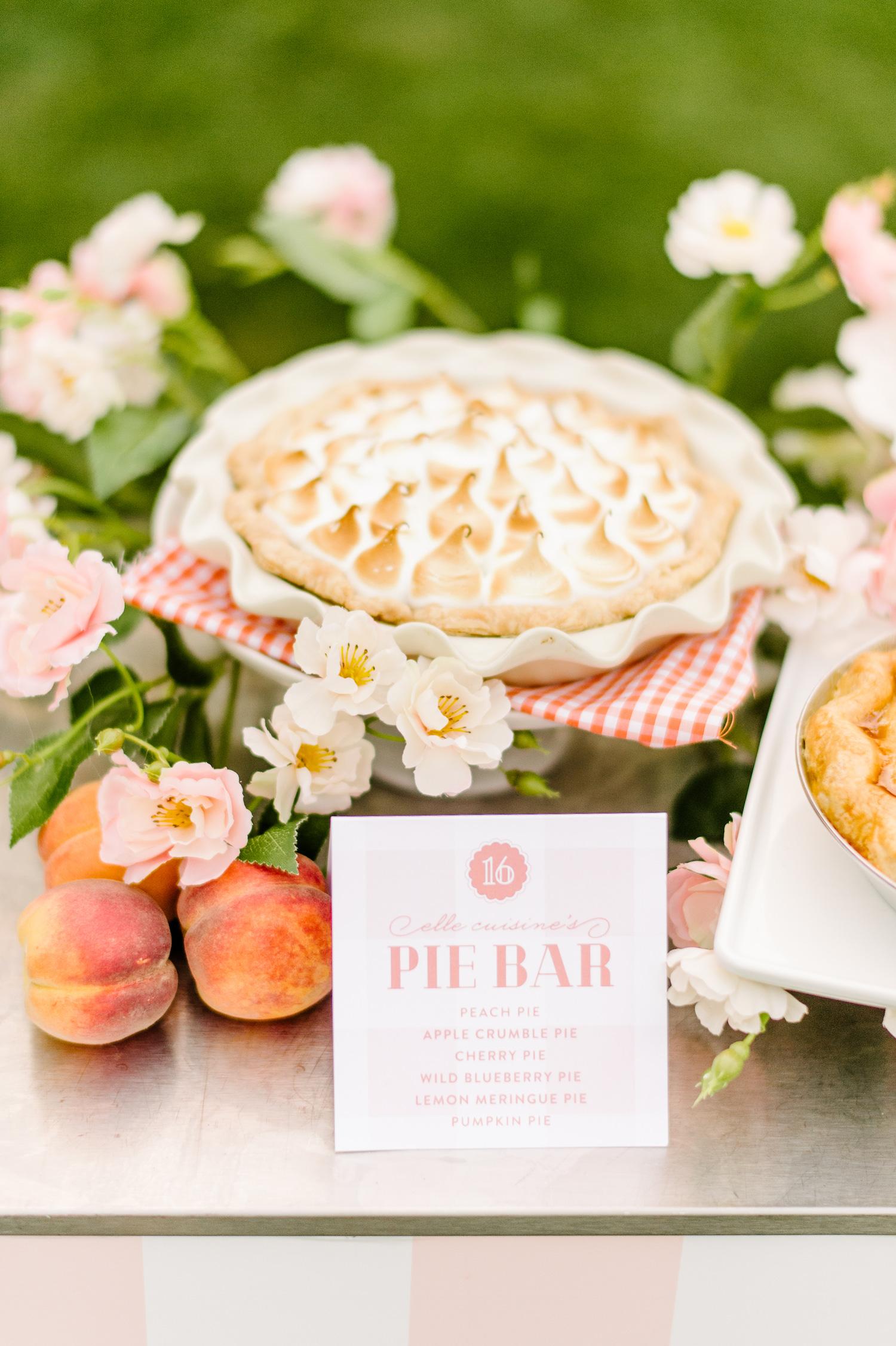 sweet 16 dessert ideas