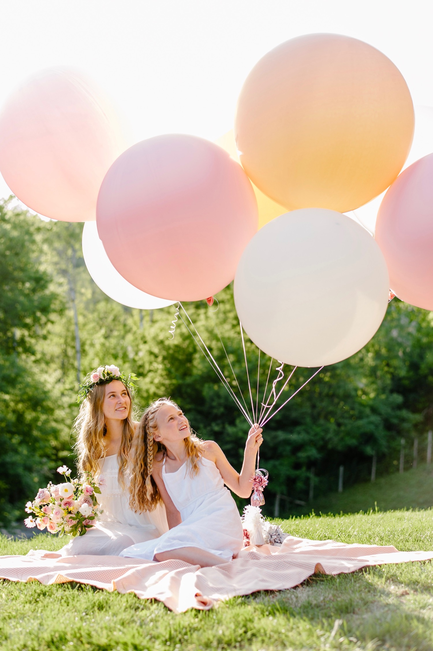sweet16 birthday balloons