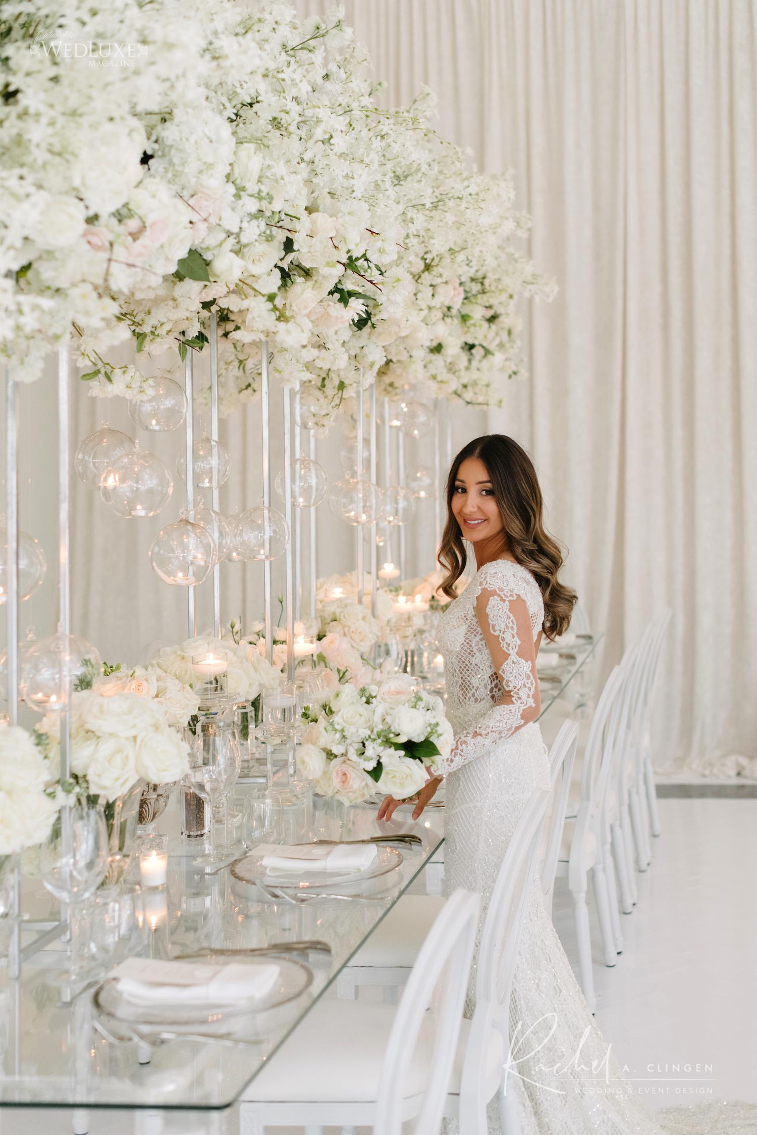 christina luxury wedding decor toronto