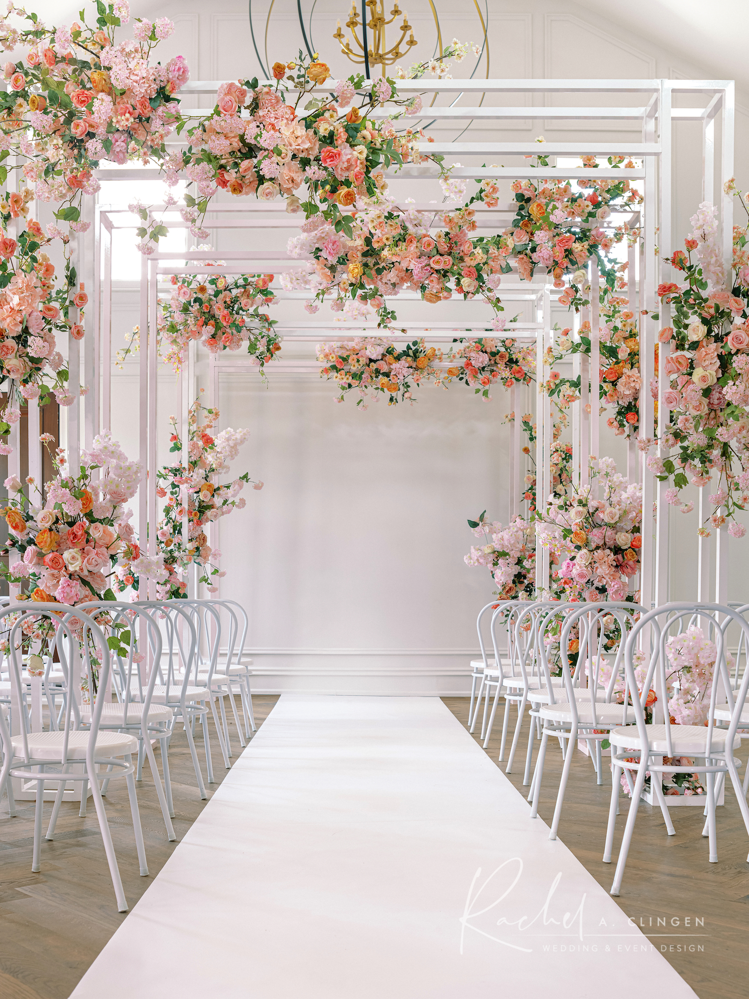 luxury wedding decor toronto rachel a clingen