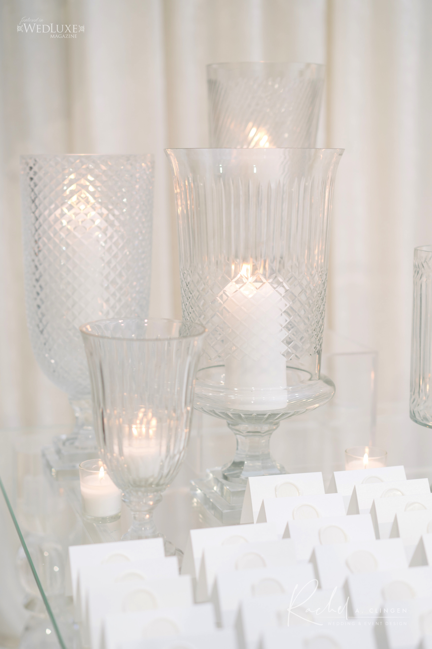 place card table ideas weddings
