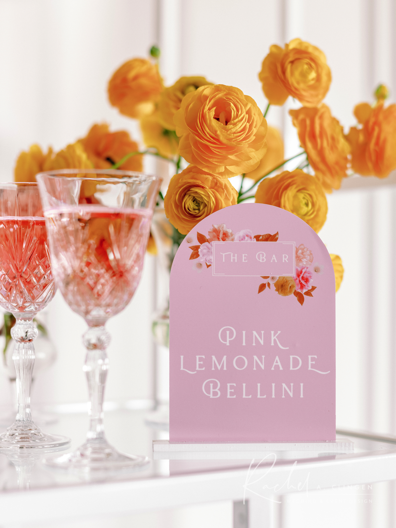 signature cocktail wedding ideas