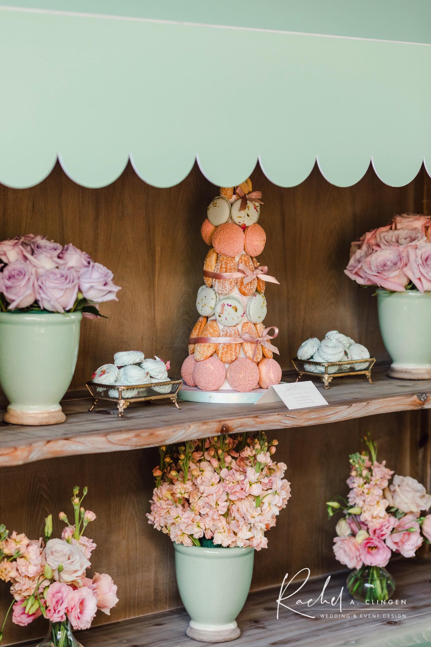 bridal shower bakery shop