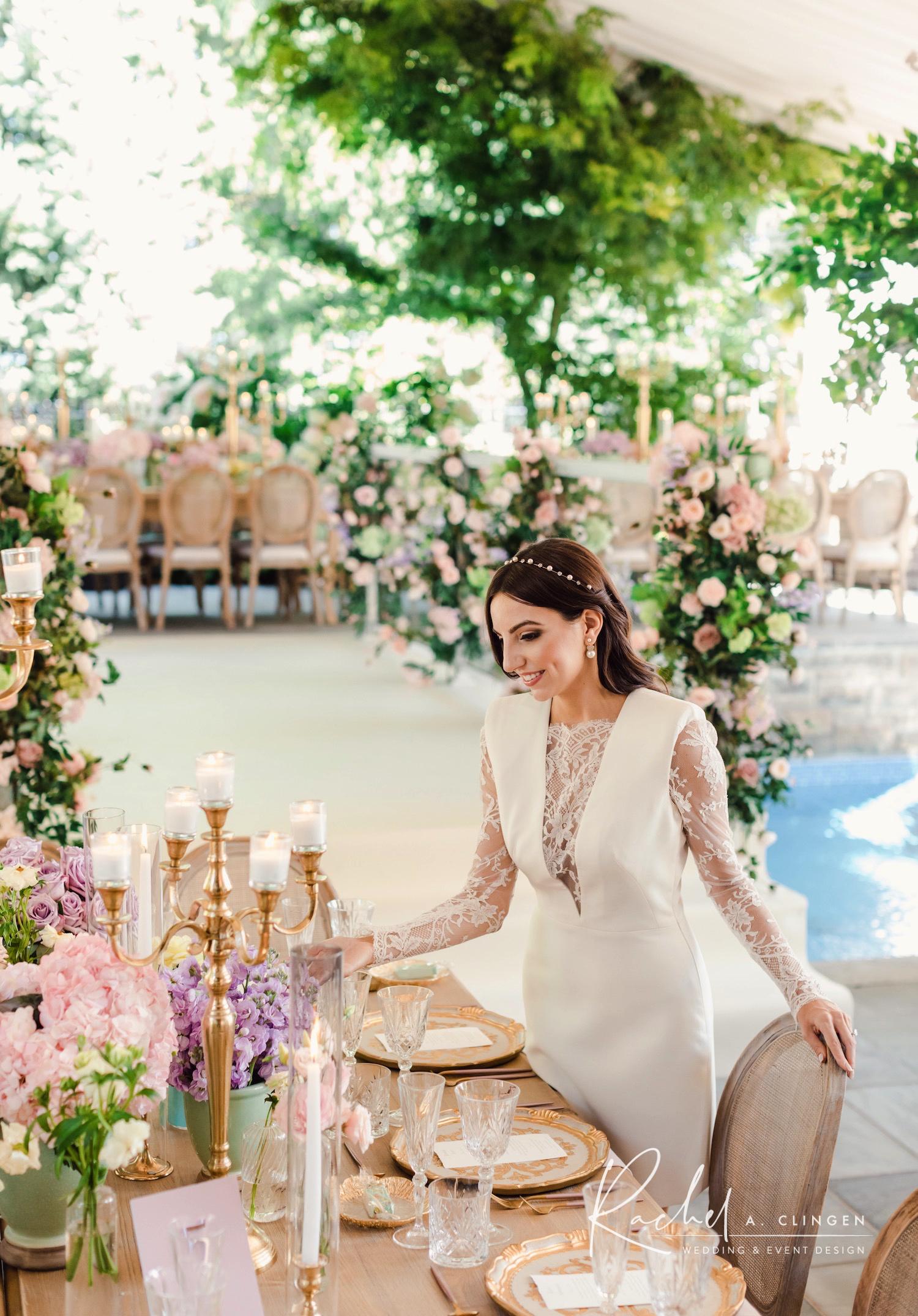bridal shower design toronto flowers